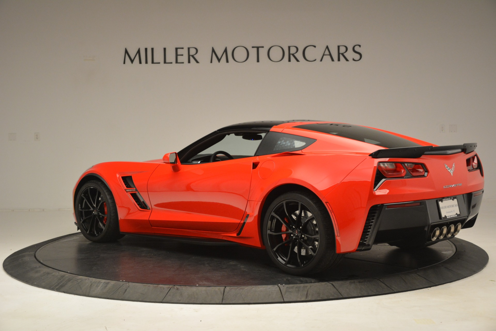 Used 2019 Chevrolet Corvette Grand Sport For Sale In Greenwich, CT 3169_p15