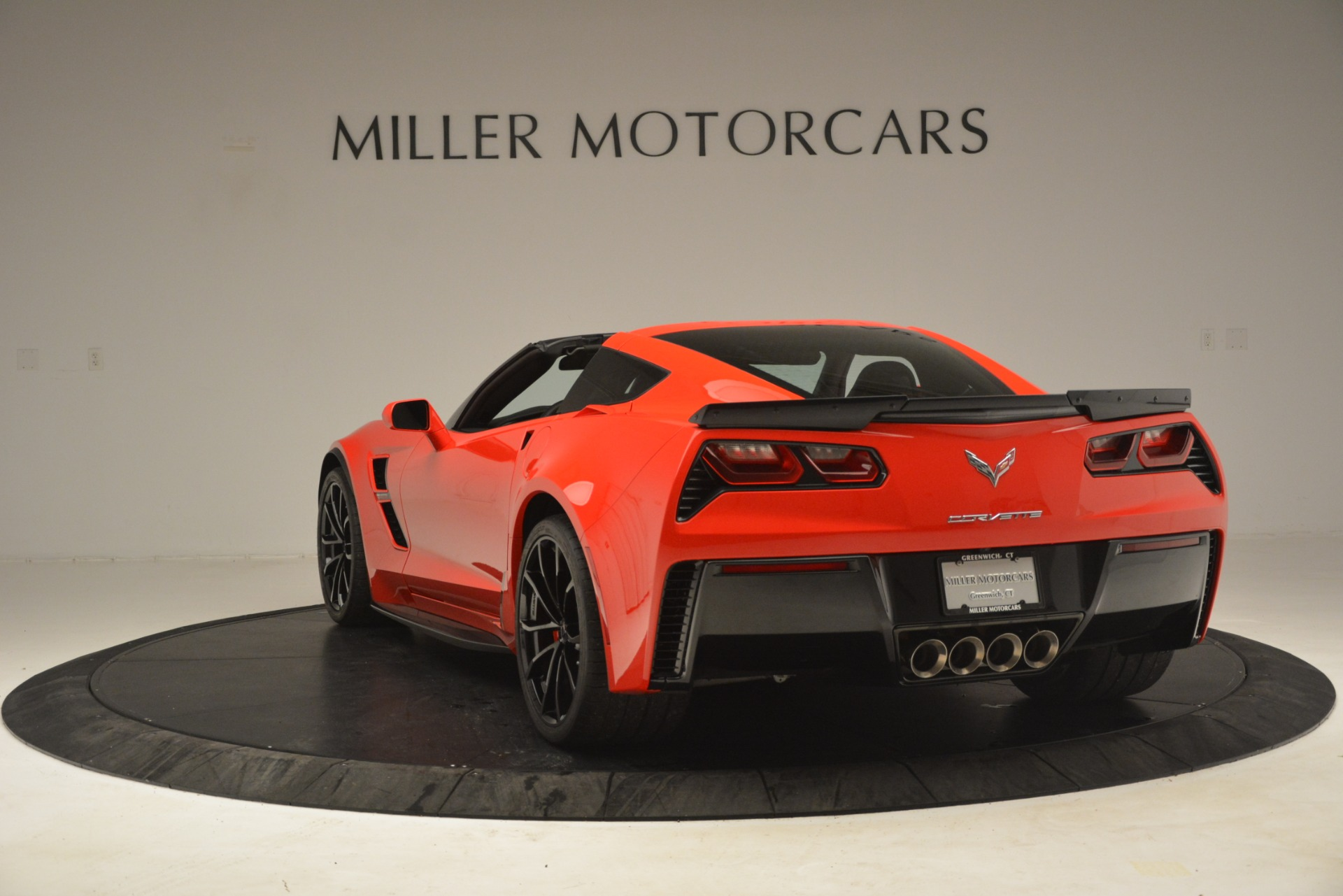 Used 2019 Chevrolet Corvette Grand Sport For Sale In Greenwich, CT 3169_p5