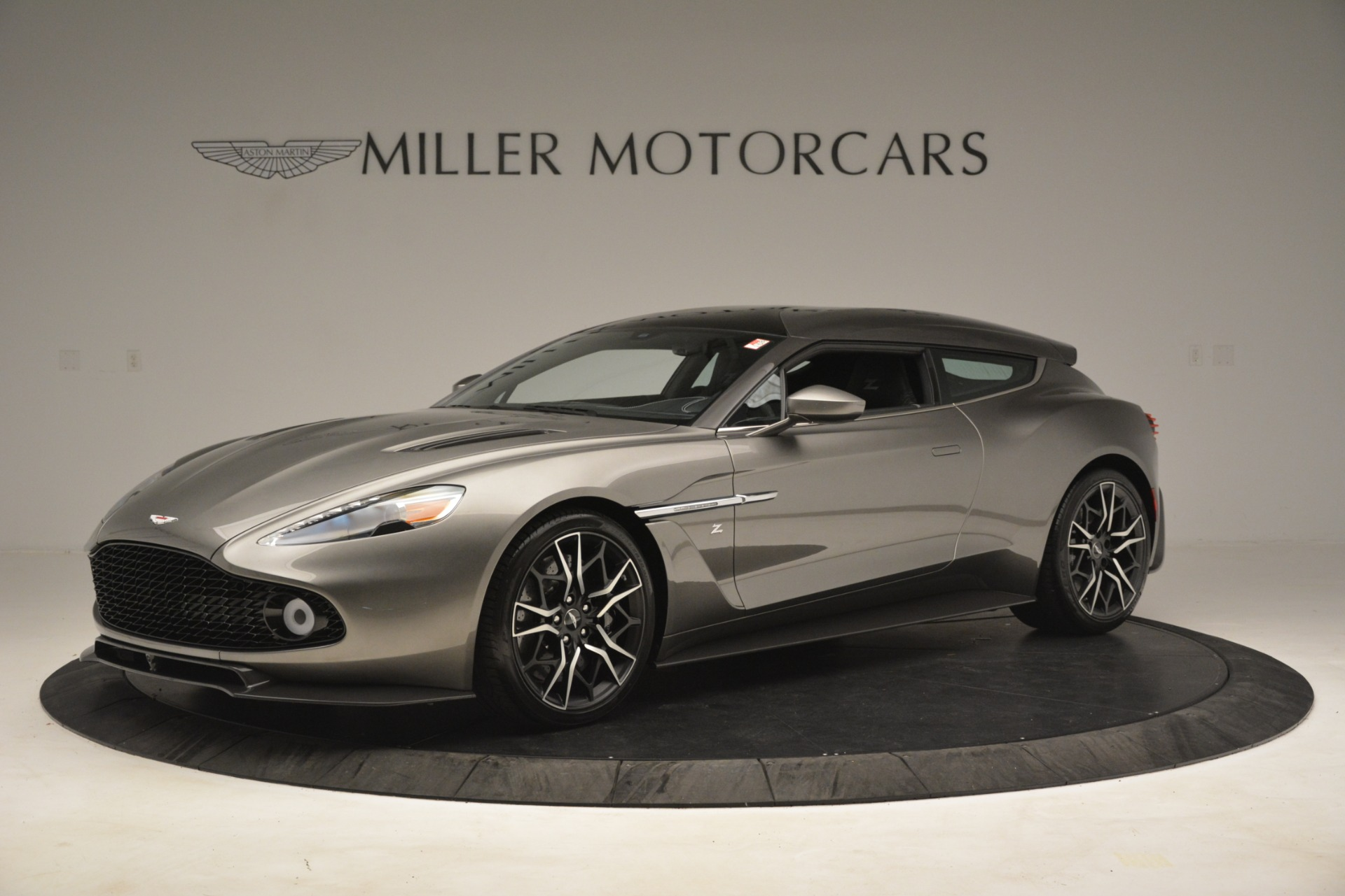 New 2019 Aston Martin Vanquish Zagato Shooting Brake For Sale In Greenwich, CT 3170_main