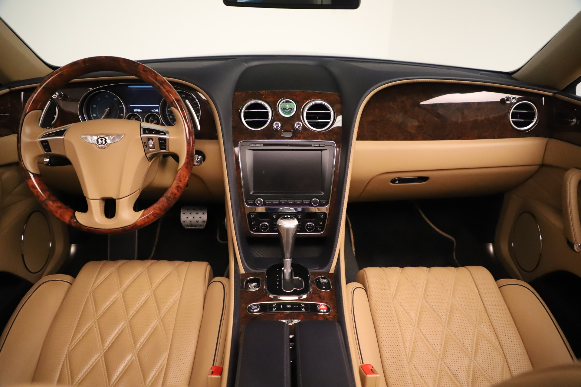 Used 2016 Bentley Flying Spur W12 For Sale In Greenwich, CT 3171_p25