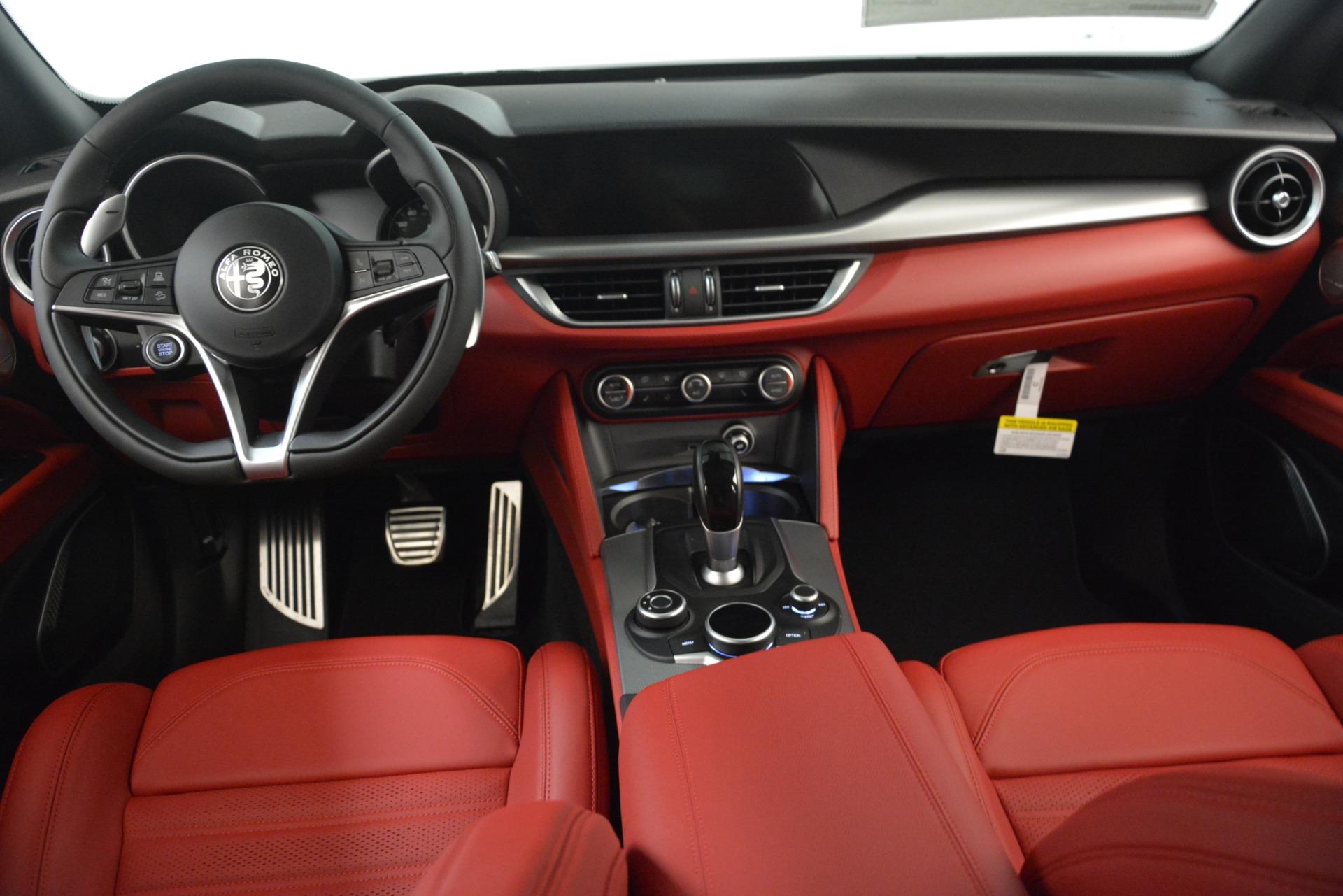 New 2019 Alfa Romeo Stelvio Ti Sport Q4 For Sale In Greenwich, CT 3173_p14