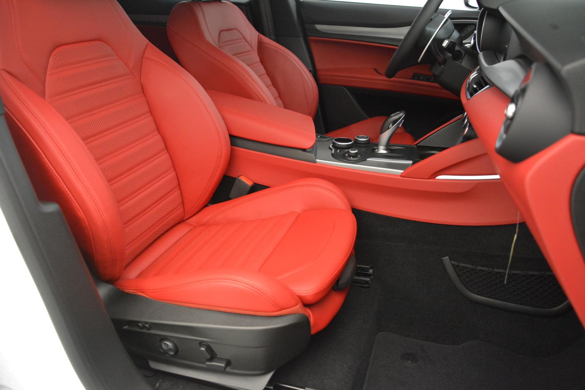 New 2019 Alfa Romeo Stelvio Ti Sport Q4 For Sale In Greenwich, CT 3173_p22