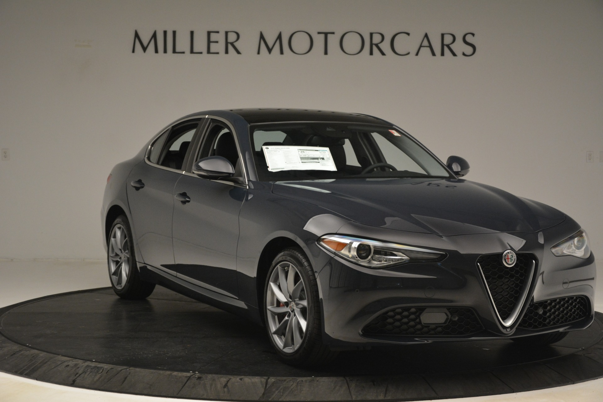 New 2019 Alfa Romeo Giulia Q4 For Sale In Greenwich, CT 3174_p11