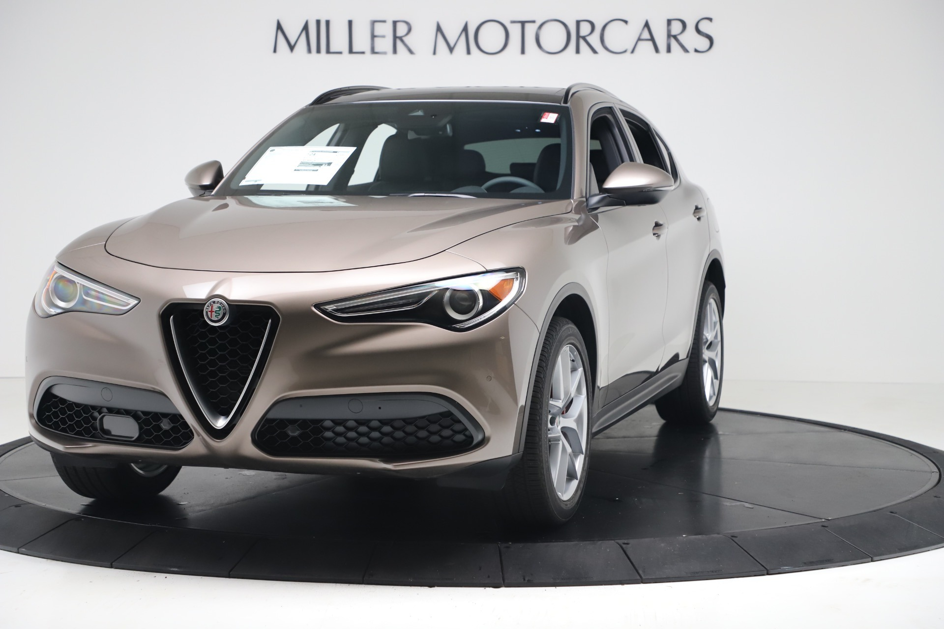 New 2019 Alfa Romeo Stelvio Ti Sport Q4 For Sale In Greenwich, CT 3175_main