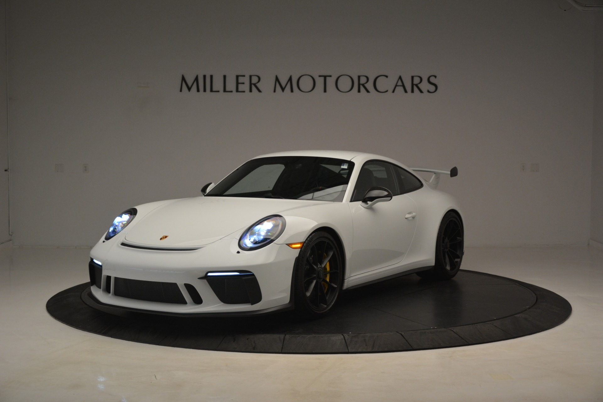 Used 2018 Porsche 911 GT3 For Sale In Greenwich, CT 3176_main