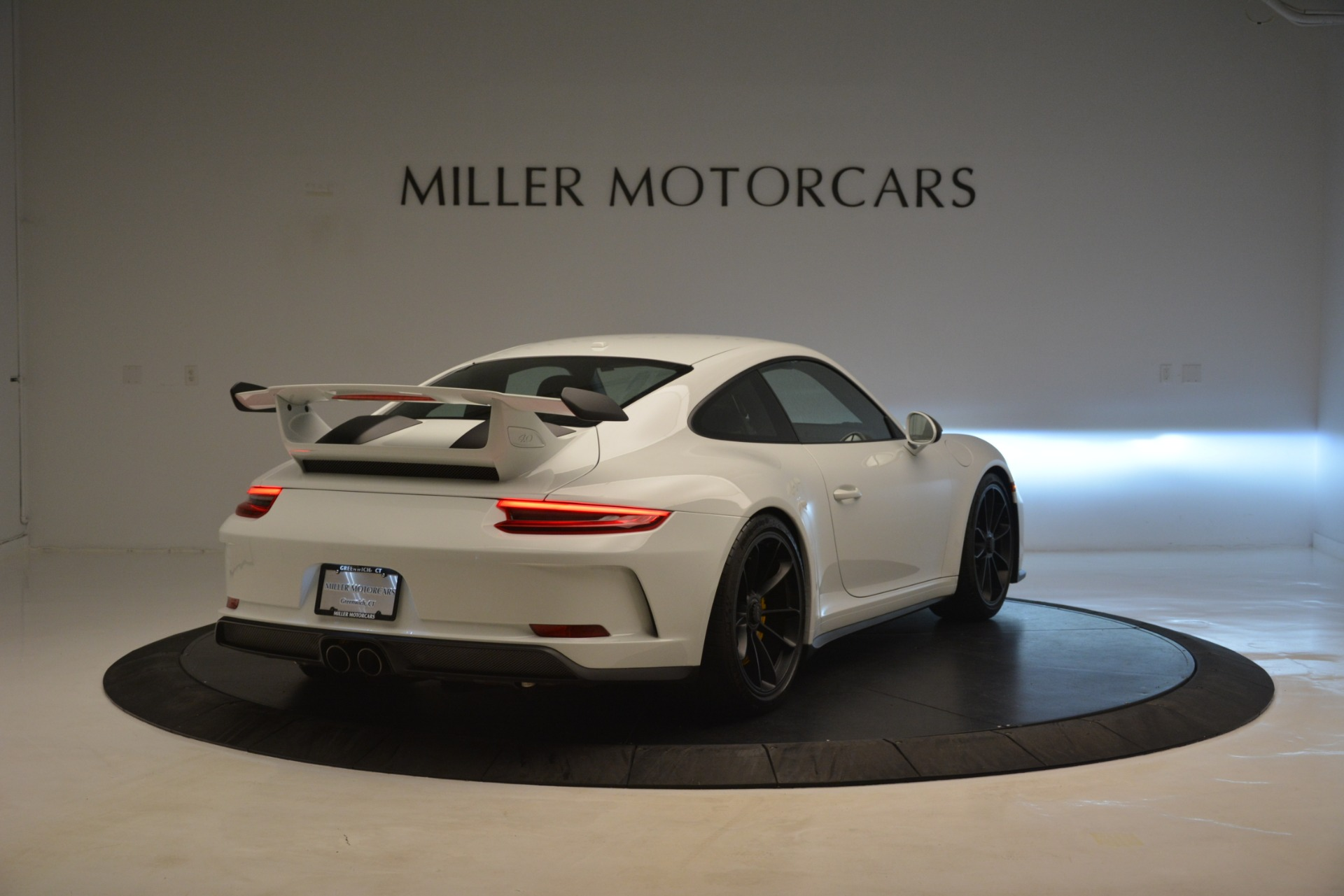 Used 2018 Porsche 911 GT3 For Sale In Greenwich, CT 3176_p6