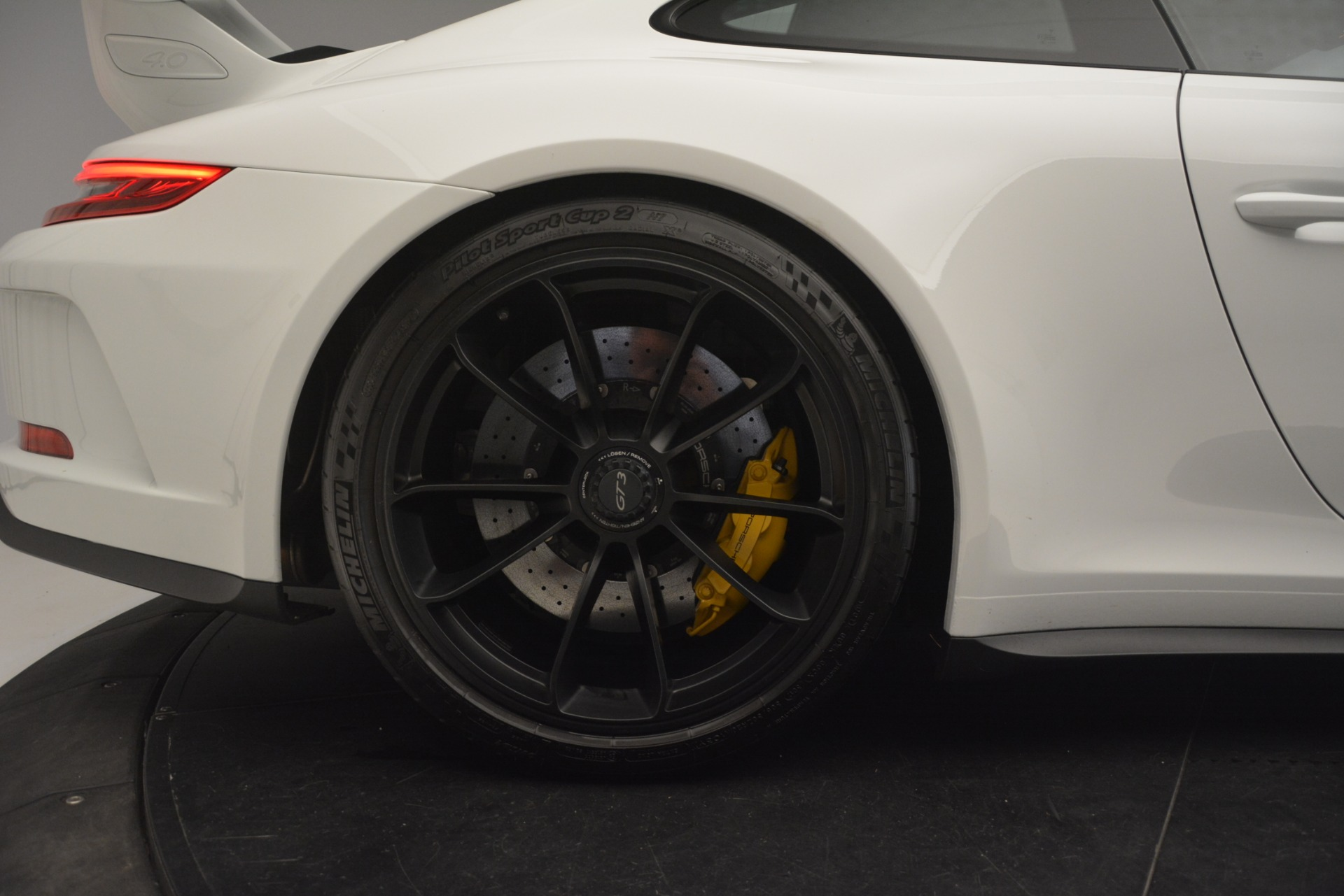 Used 2018 Porsche 911 GT3 For Sale In Greenwich, CT 3176_p9