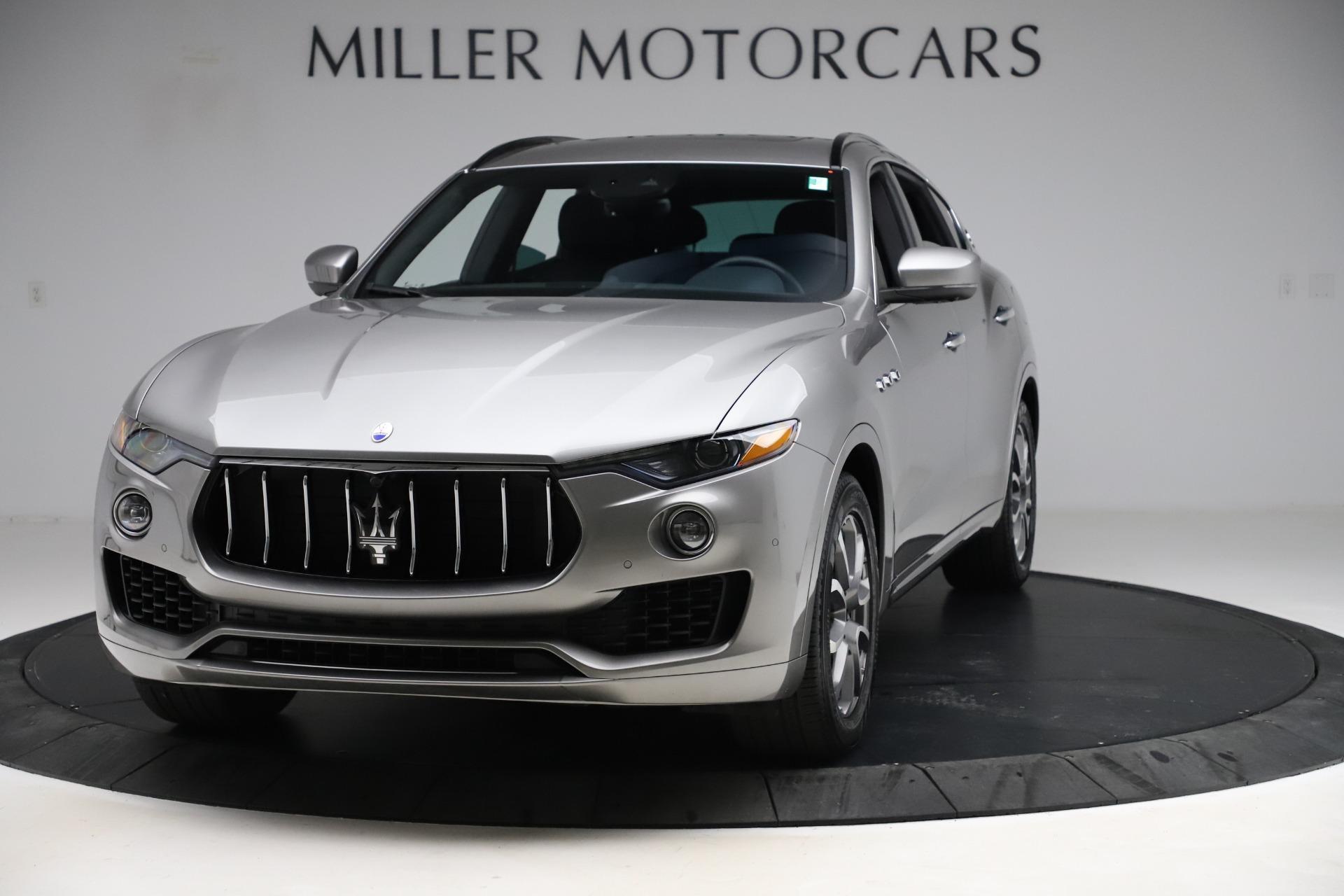 New 2019 Maserati Levante Q4 For Sale In Greenwich, CT 3180_main