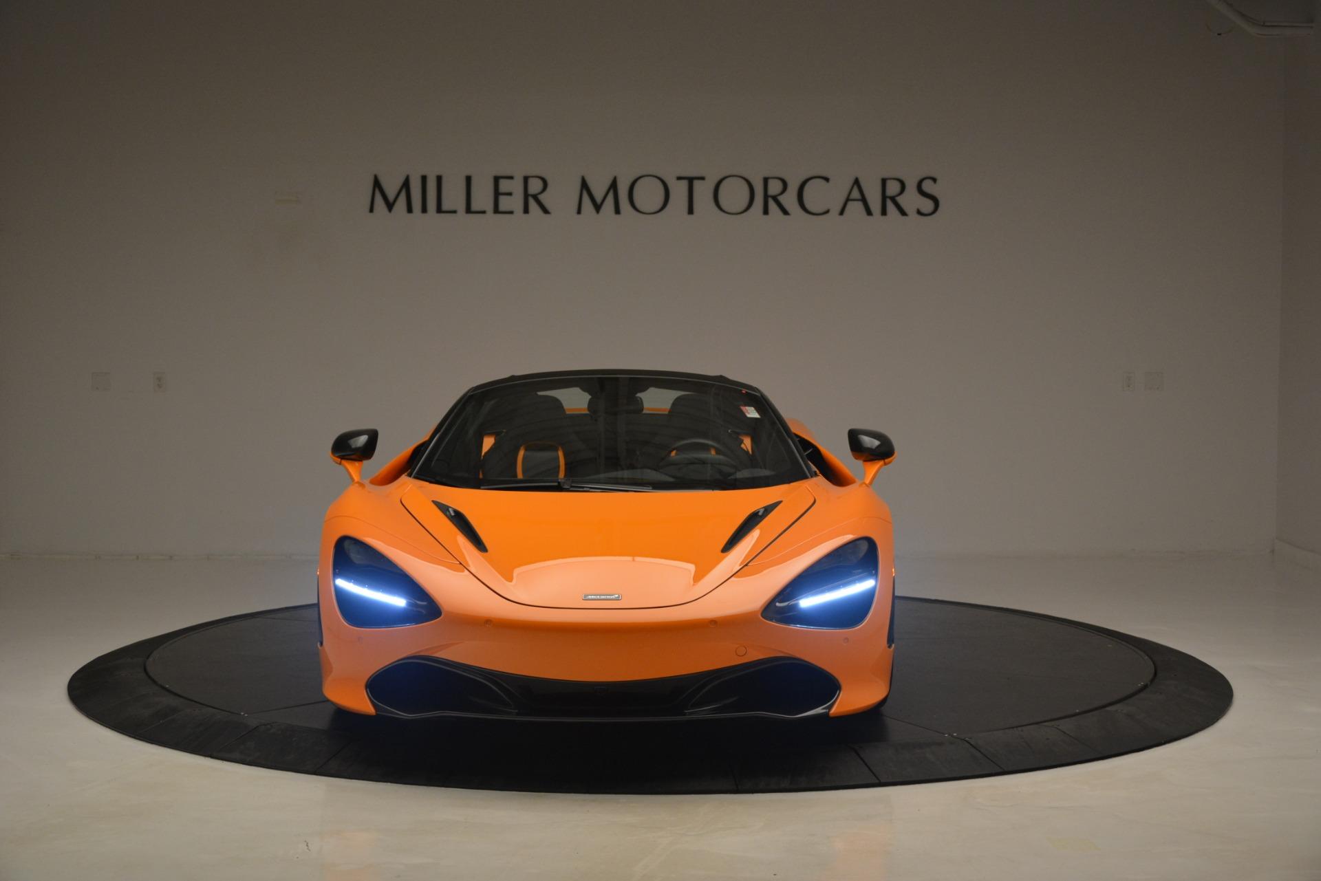 New 2020 McLaren 720S Spider For Sale In Greenwich, CT 3182_p10