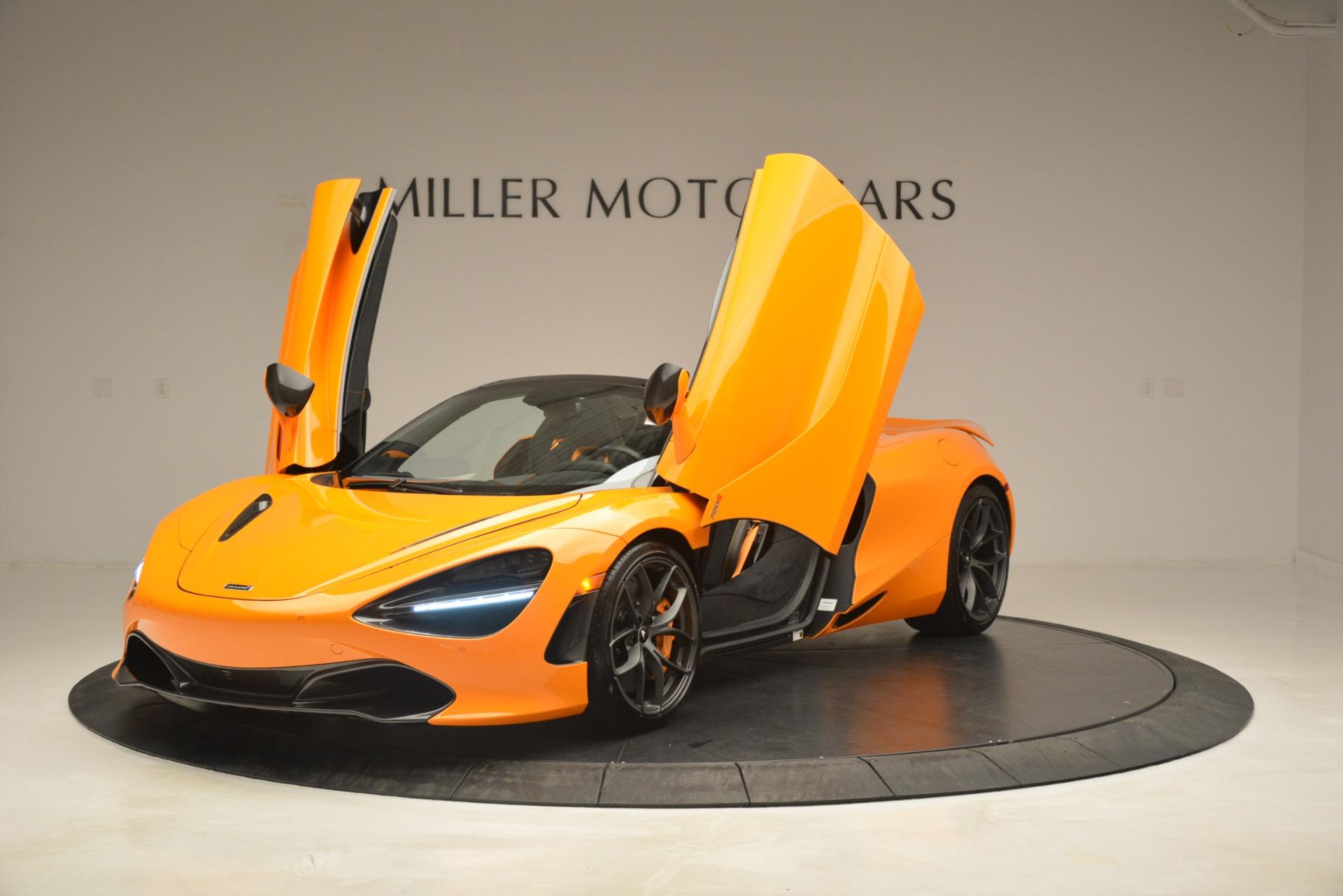 New 2020 McLaren 720S Spider For Sale In Greenwich, CT 3182_p12