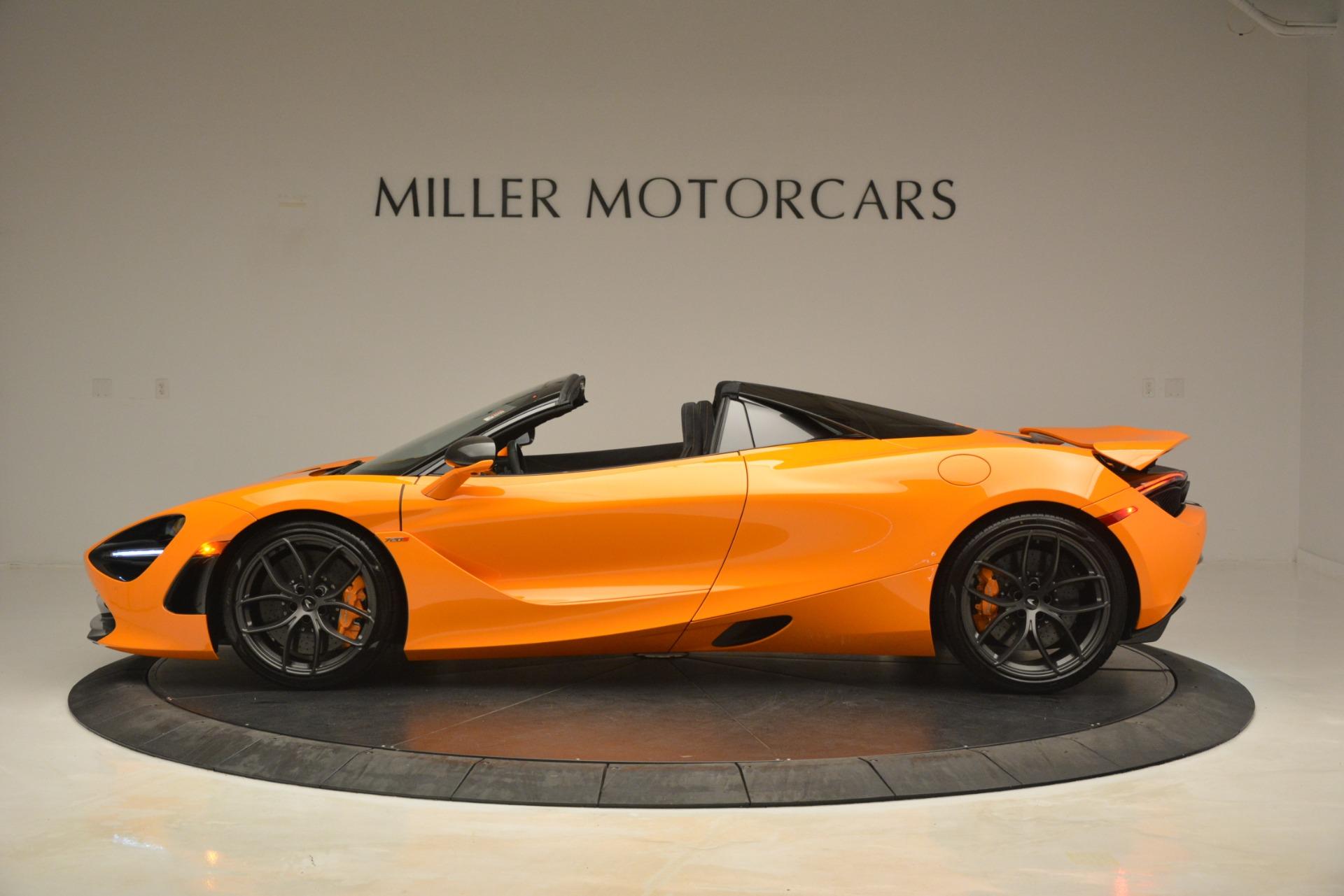 New 2020 McLaren 720S Spider For Sale In Greenwich, CT 3182_p13