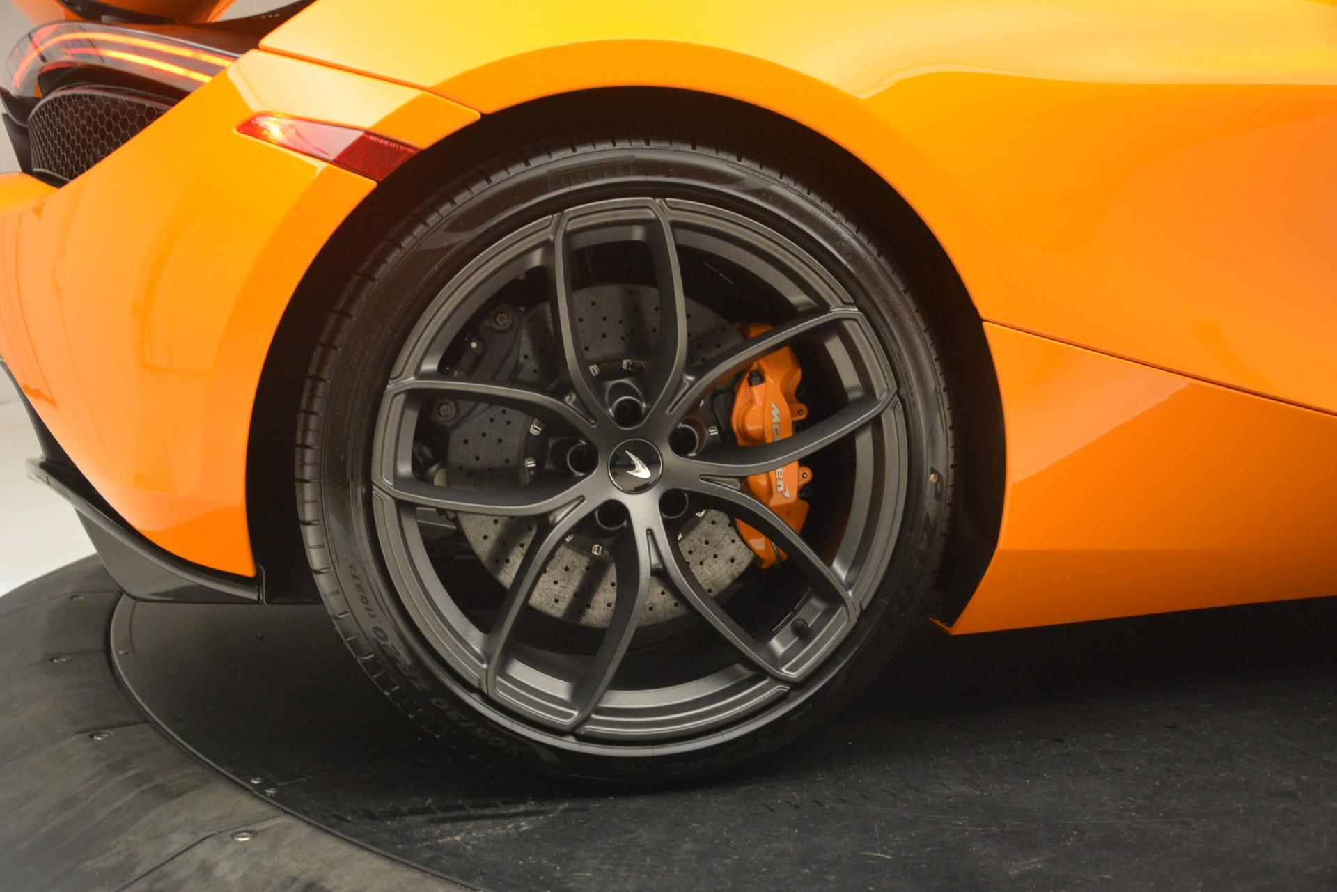 New 2020 McLaren 720S Spider For Sale In Greenwich, CT 3182_p21