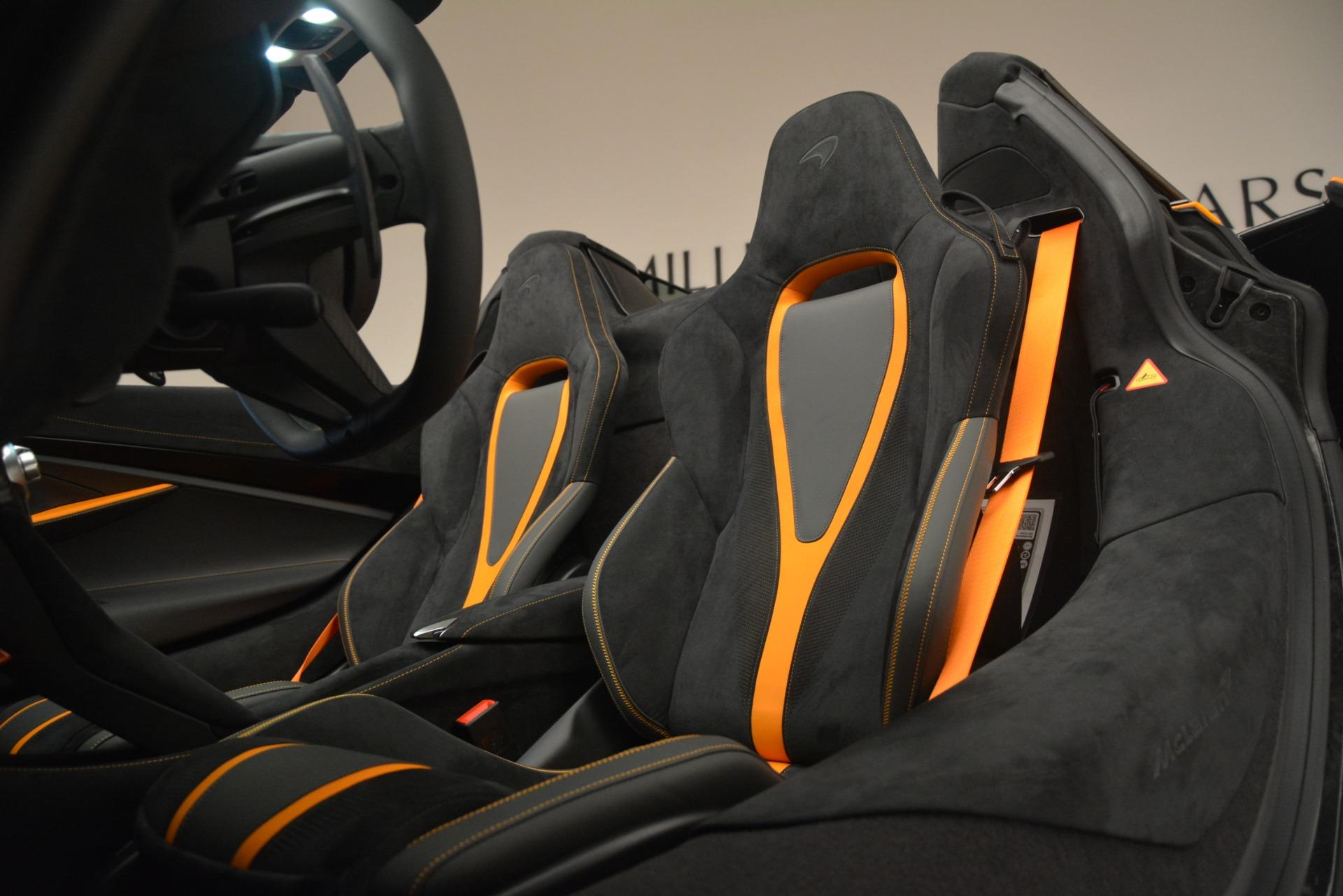 New 2020 McLaren 720S Spider For Sale In Greenwich, CT 3182_p23
