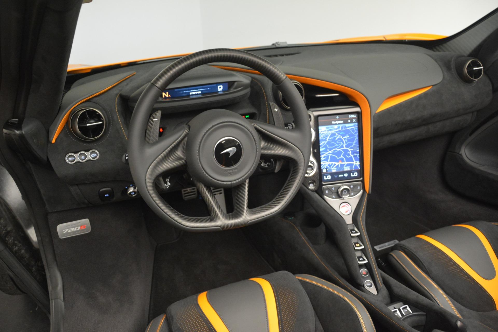 New 2020 McLaren 720S Spider For Sale In Greenwich, CT 3182_p27