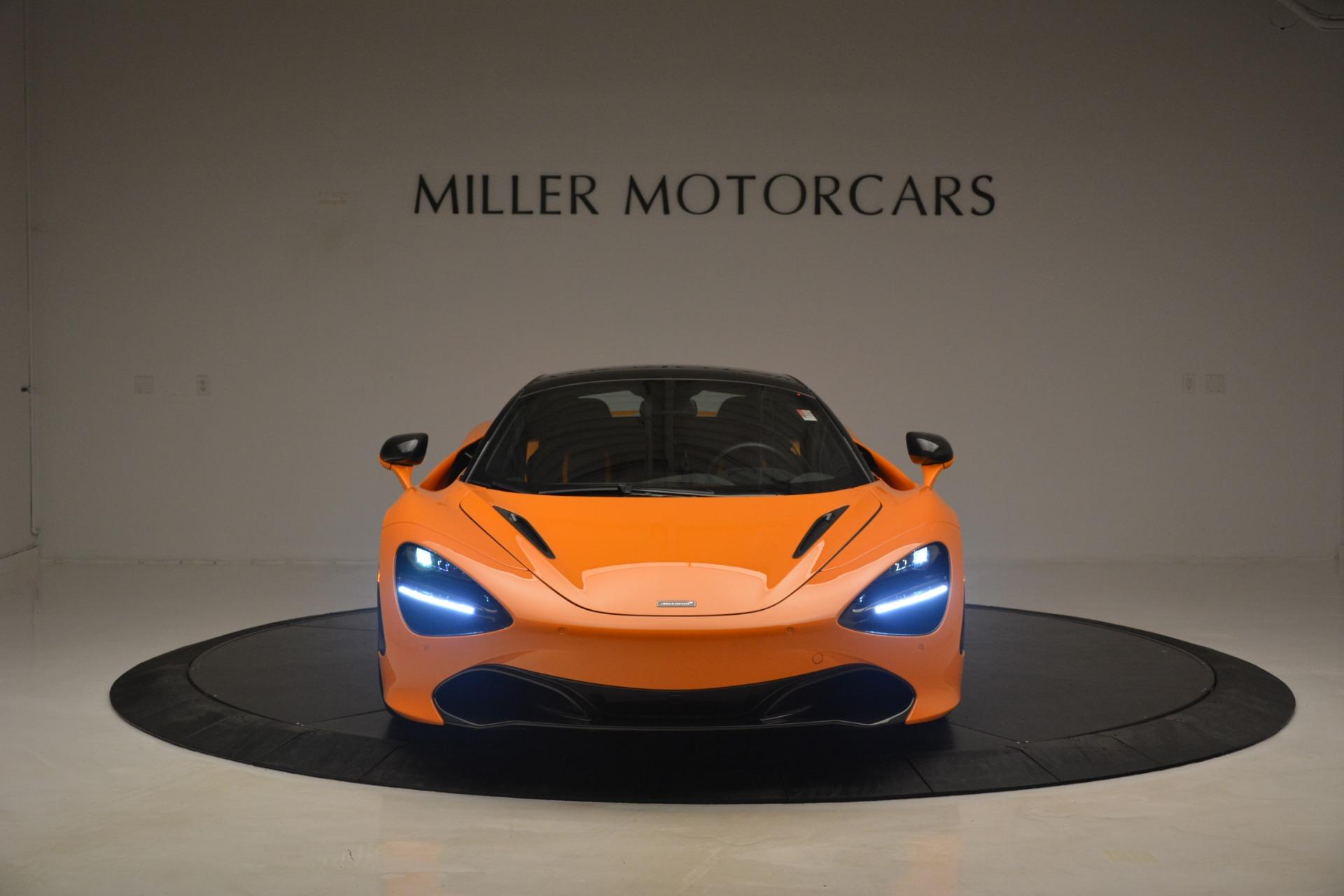 New 2020 McLaren 720S Spider For Sale In Greenwich, CT 3182_p3