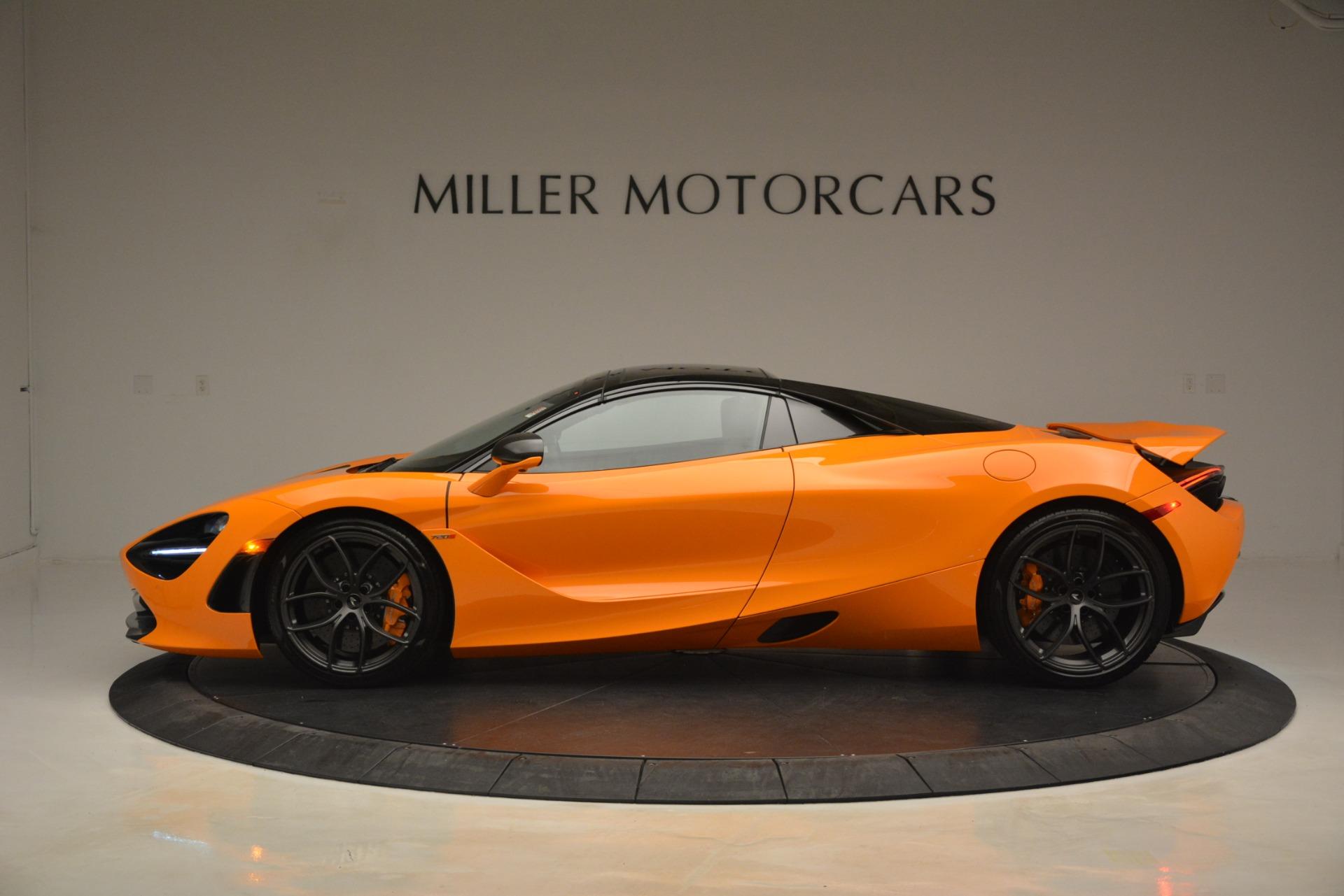 New 2020 McLaren 720S Spider For Sale In Greenwich, CT 3182_p4