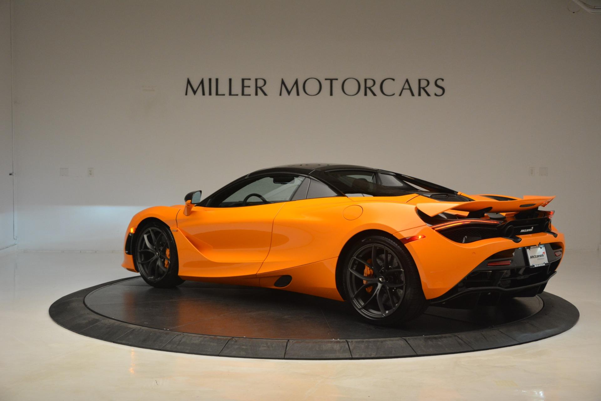 New 2020 McLaren 720S Spider For Sale In Greenwich, CT 3182_p5