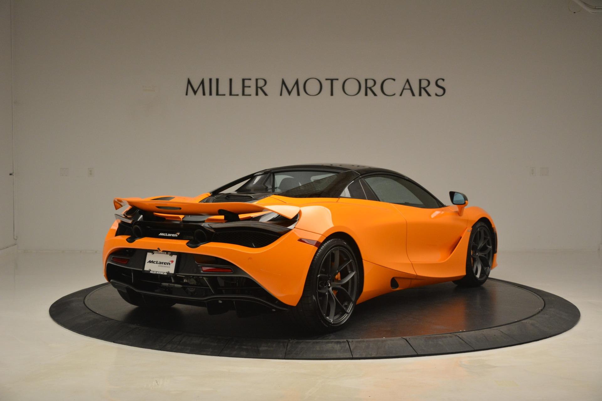 New 2020 McLaren 720S Spider For Sale In Greenwich, CT 3182_p7