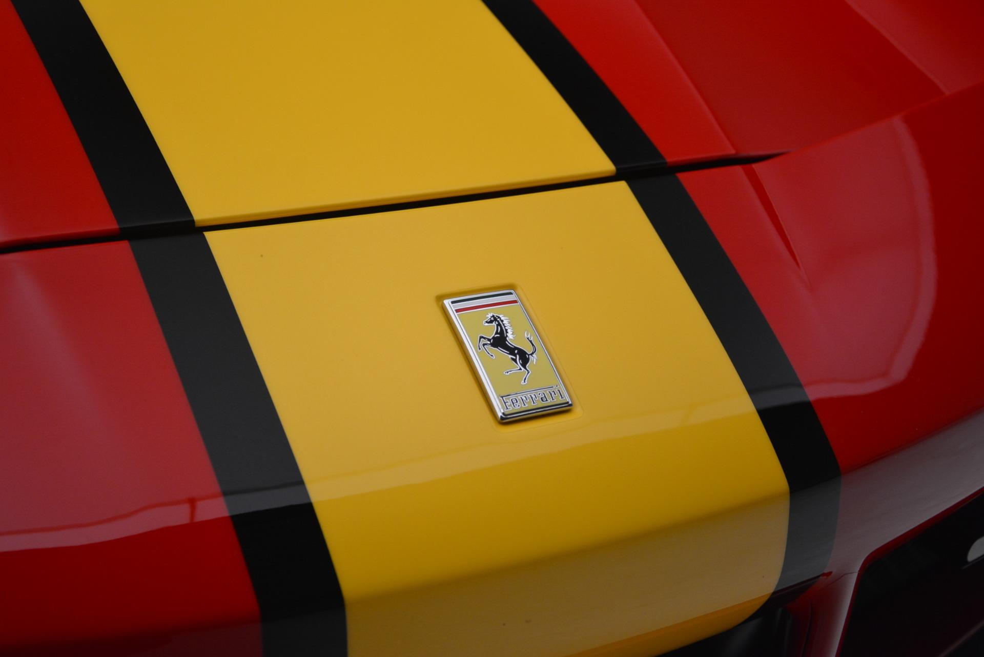 Used 2018 Ferrari 488 GTB  For Sale In Greenwich, CT 3185_p19