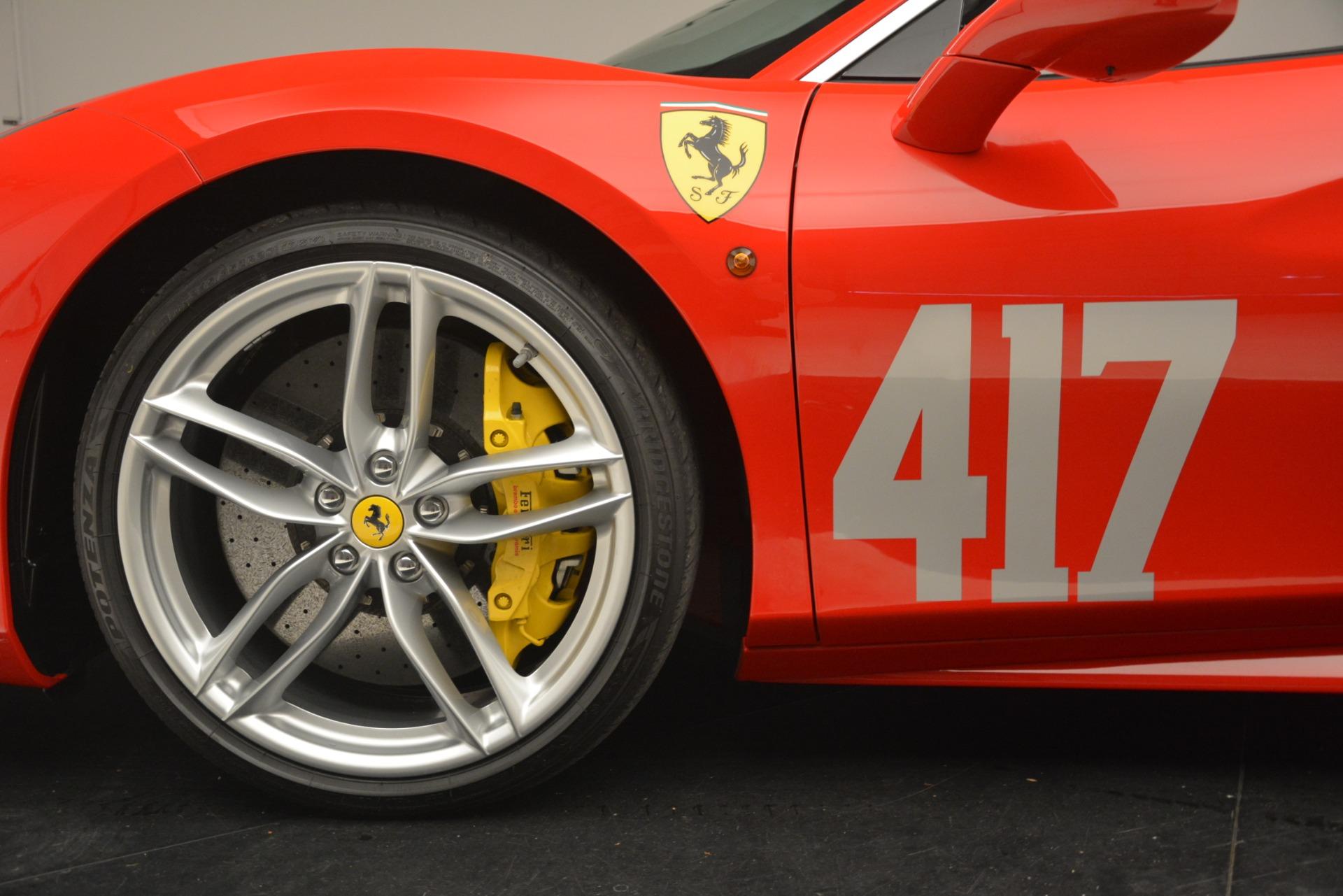 Used 2018 Ferrari 488 GTB  For Sale In Greenwich, CT 3185_p20