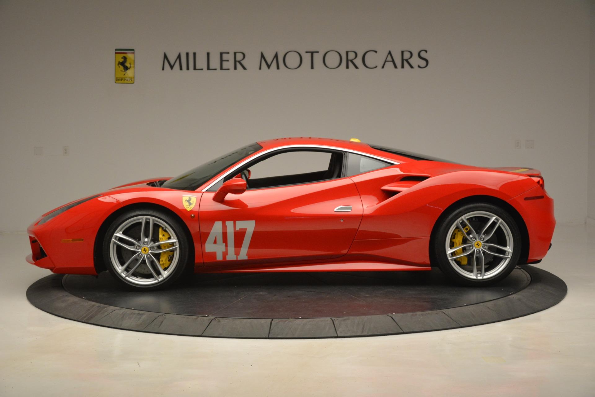 Used 2018 Ferrari 488 GTB  For Sale In Greenwich, CT 3185_p3