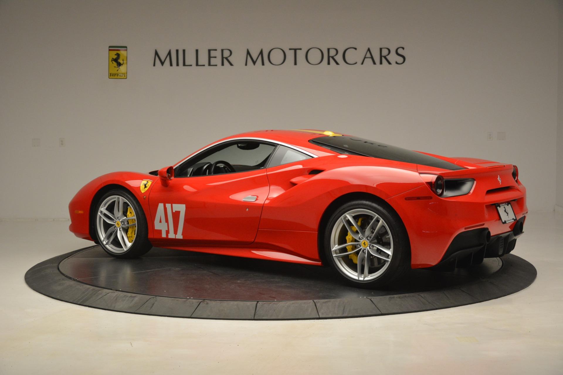Used 2018 Ferrari 488 GTB  For Sale In Greenwich, CT 3185_p4