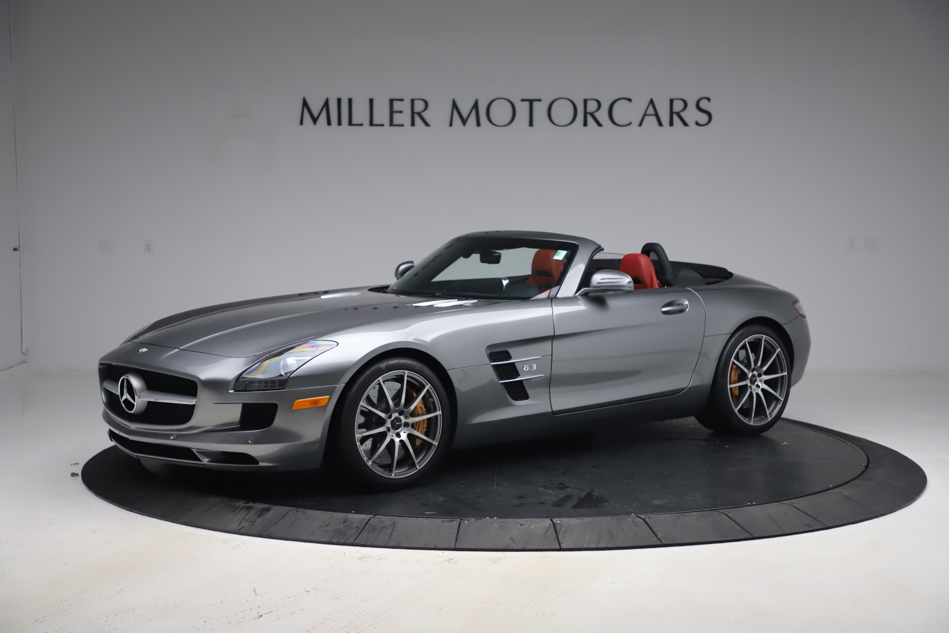 Used 2012 Mercedes-Benz SLS AMG  For Sale In Greenwich, CT