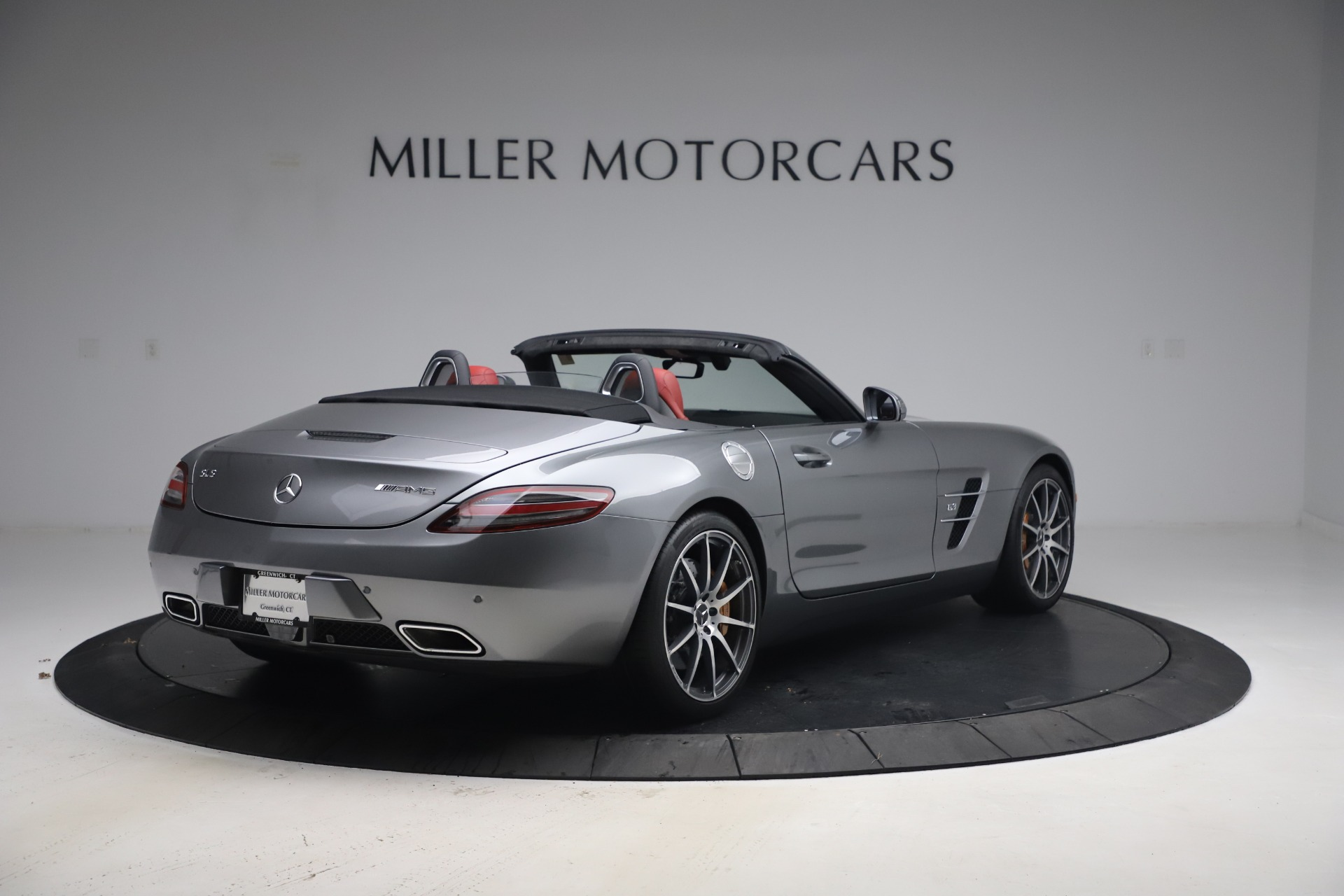 Used 2012 Mercedes-Benz SLS AMG  For Sale In Greenwich, CT 3189_p10