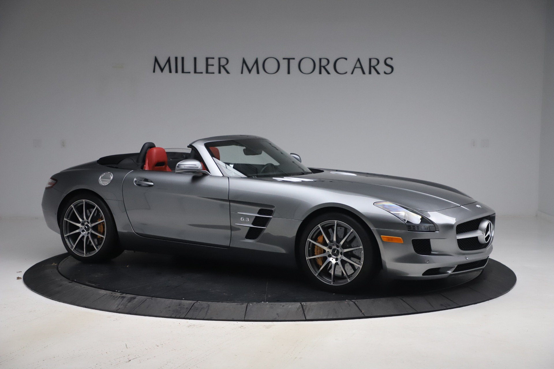 Used 2012 Mercedes-Benz SLS AMG  For Sale In Greenwich, CT 3189_p15