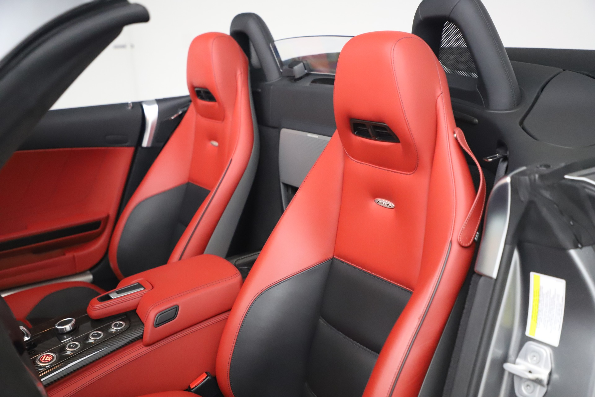 Used 2012 Mercedes-Benz SLS AMG  For Sale In Greenwich, CT 3189_p22