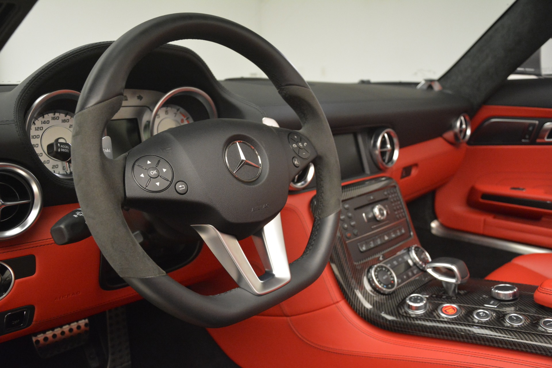 Used 2012 Mercedes-Benz SLS AMG  For Sale In Greenwich, CT 3189_p28