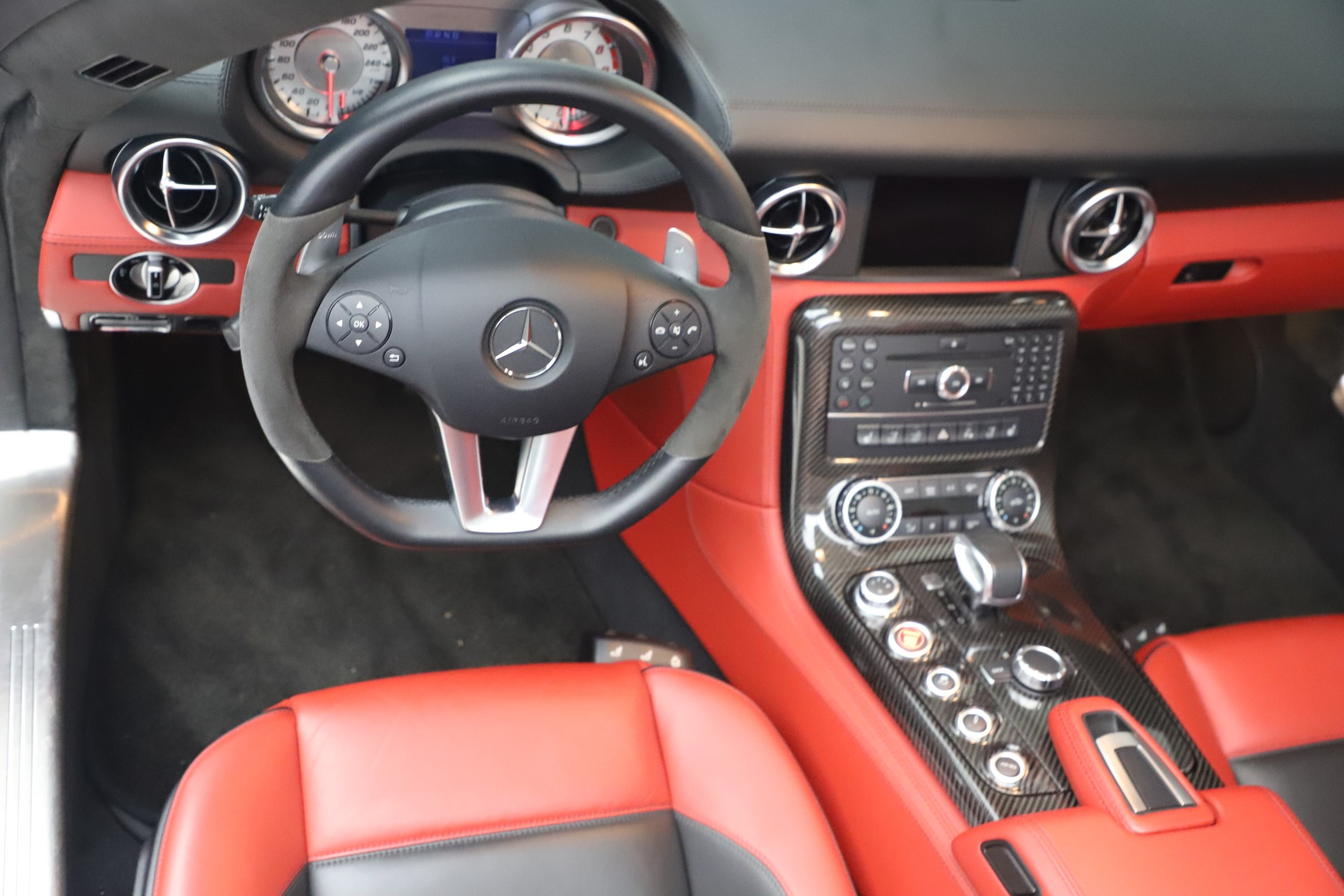 Used 2012 Mercedes-Benz SLS AMG  For Sale In Greenwich, CT 3189_p30