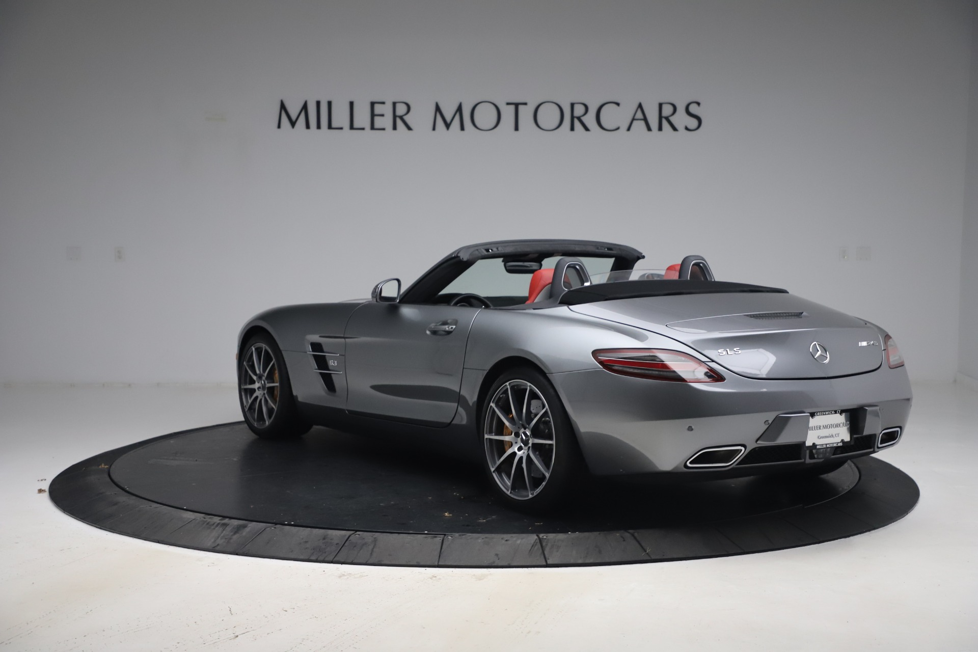 Used 2012 Mercedes-Benz SLS AMG  For Sale In Greenwich, CT 3189_p6