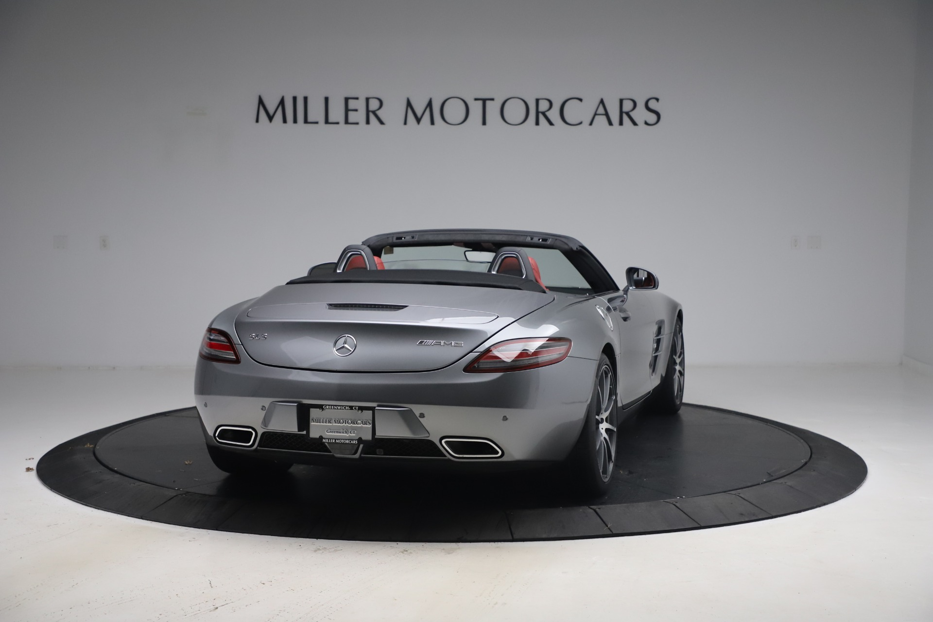 Used 2012 Mercedes-Benz SLS AMG  For Sale In Greenwich, CT 3189_p9