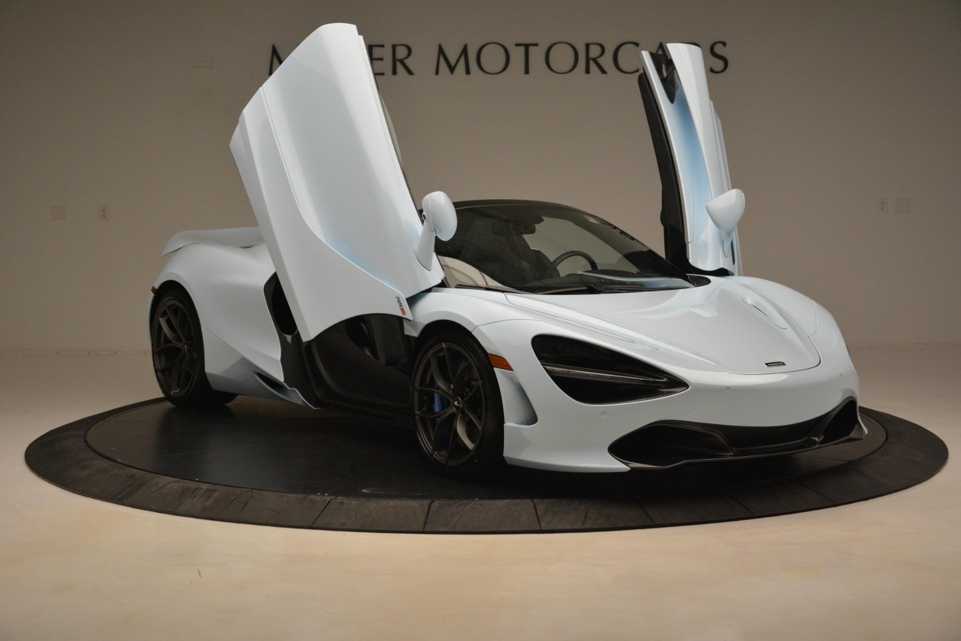 New 2020 McLaren 720S Spider For Sale In Greenwich, CT 3191_p14