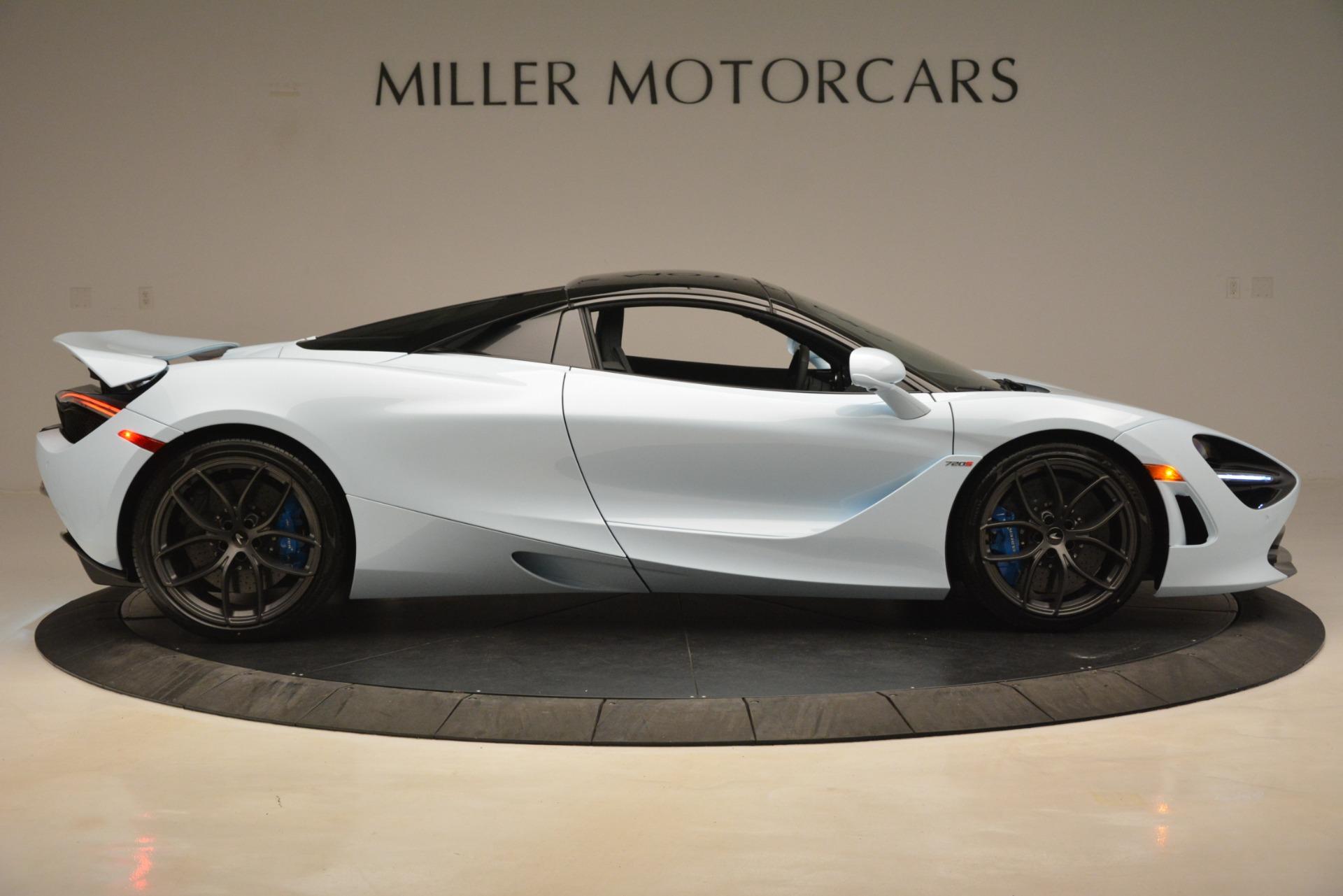 New 2020 McLaren 720S Spider For Sale In Greenwich, CT 3191_p22