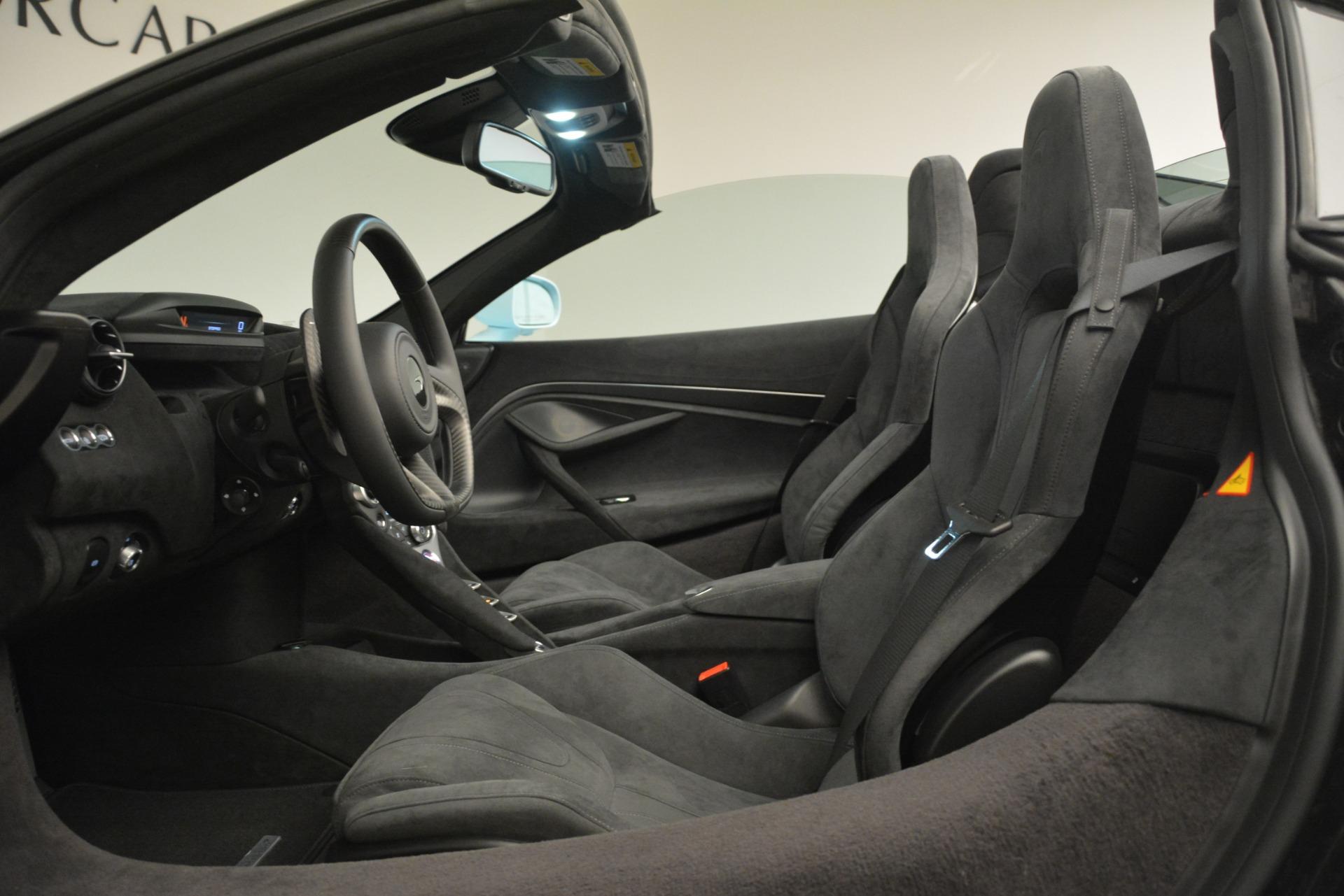 New 2020 McLaren 720S Spider For Sale In Greenwich, CT 3191_p26