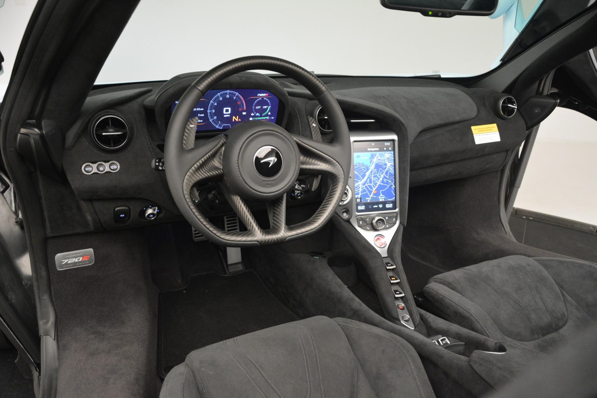 New 2020 McLaren 720S Spider For Sale In Greenwich, CT 3191_p28