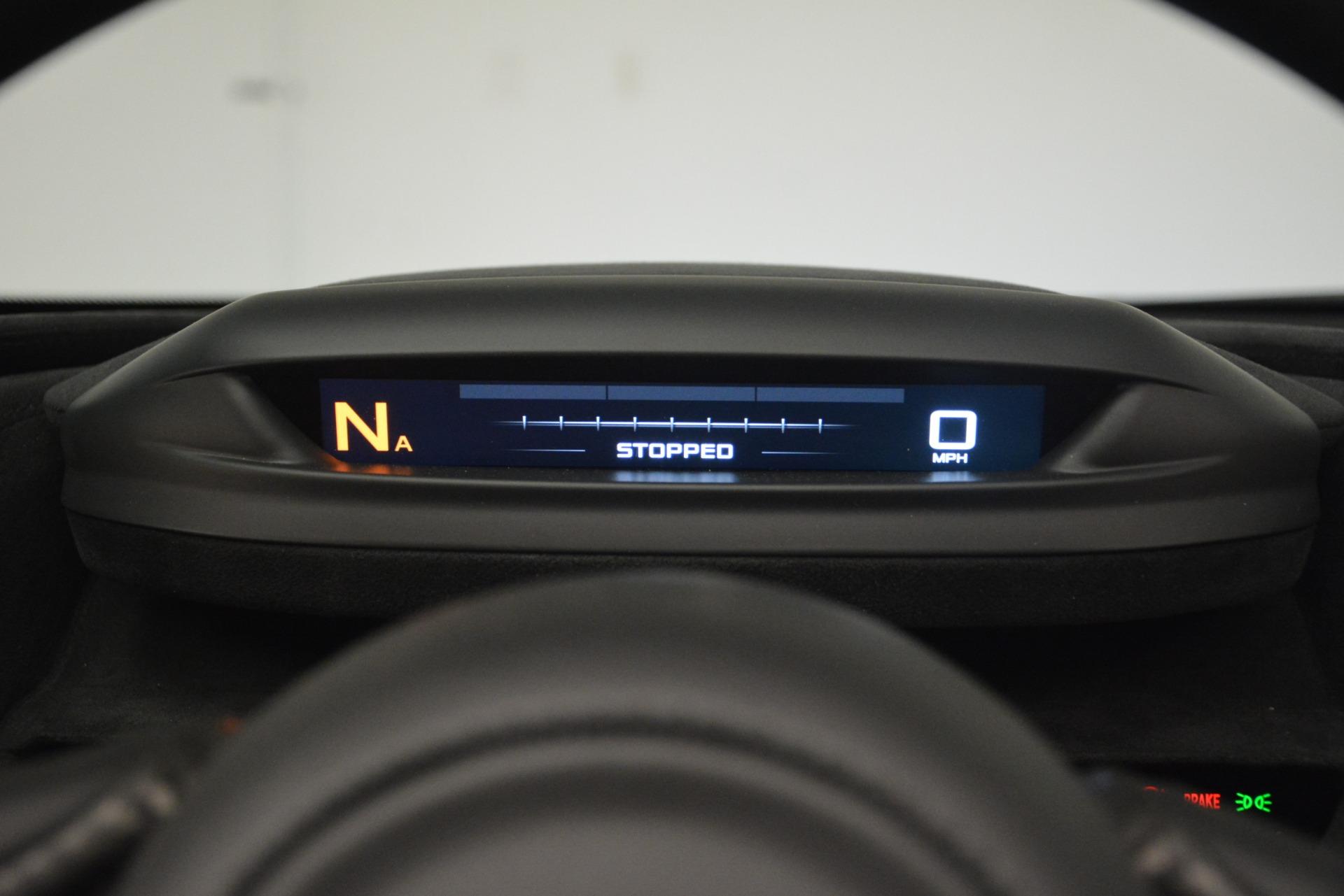 New 2020 McLaren 720S Spider For Sale In Greenwich, CT 3191_p29