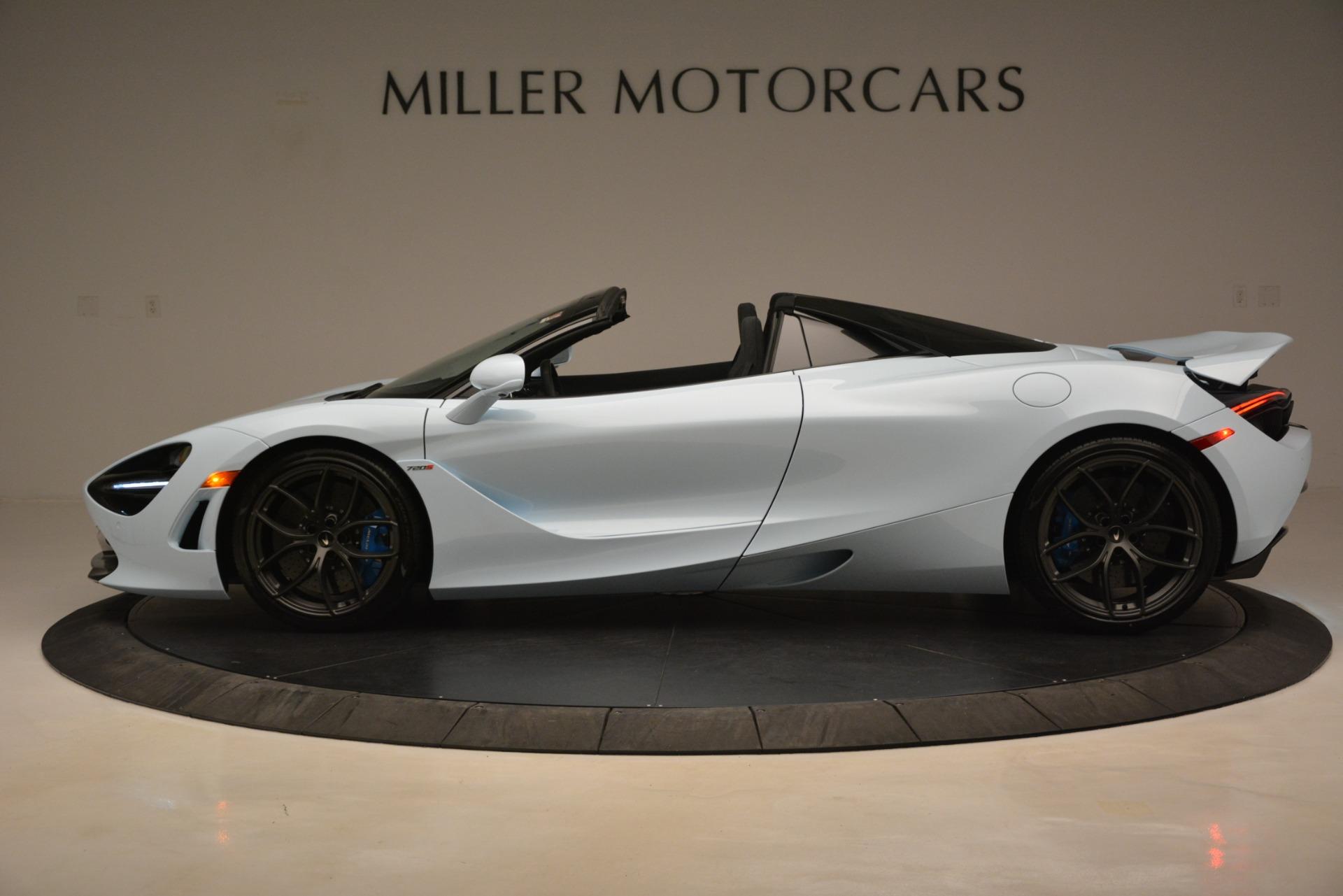 New 2020 McLaren 720S Spider For Sale In Greenwich, CT 3191_p2