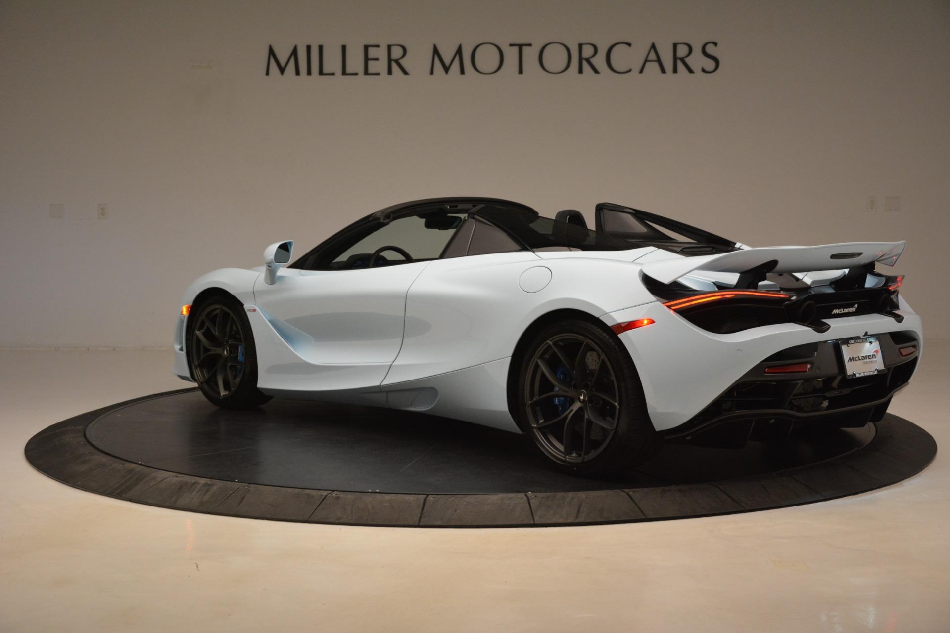 New 2020 McLaren 720S Spider For Sale In Greenwich, CT 3191_p3
