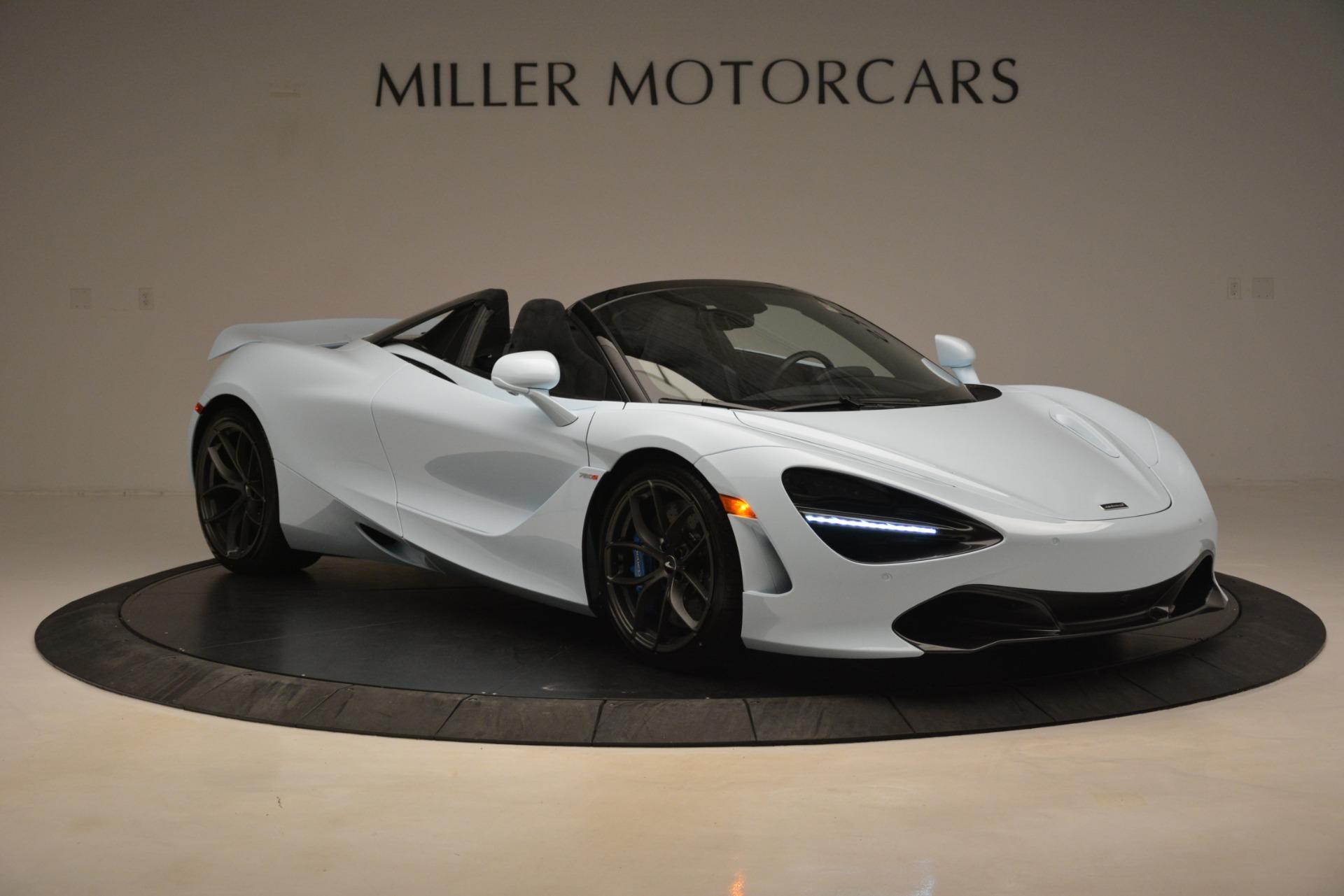 New 2020 McLaren 720S Spider For Sale In Greenwich, CT 3191_p7