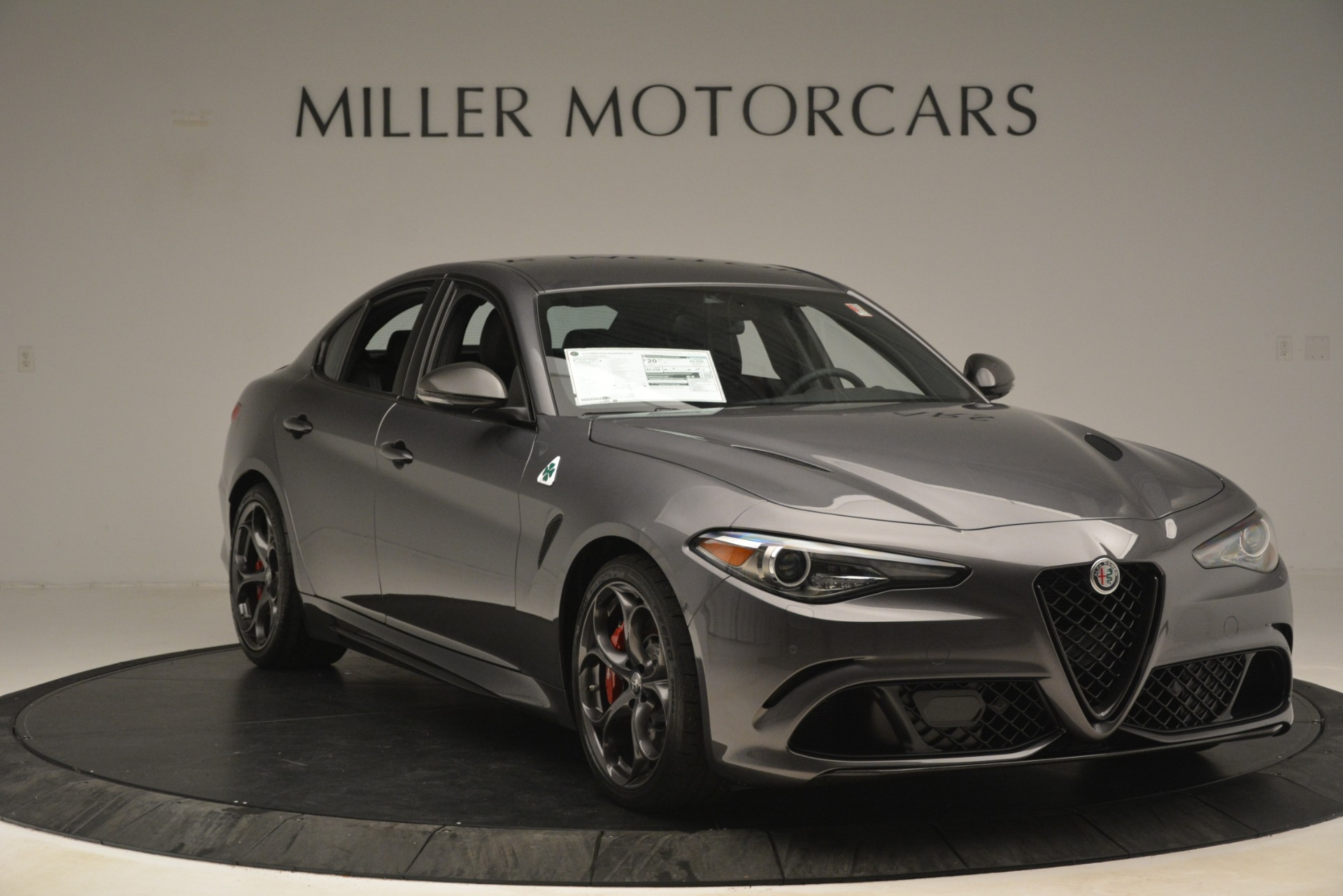New 2019 Alfa Romeo Giulia Quadrifoglio For Sale In Greenwich, CT 3193_p11