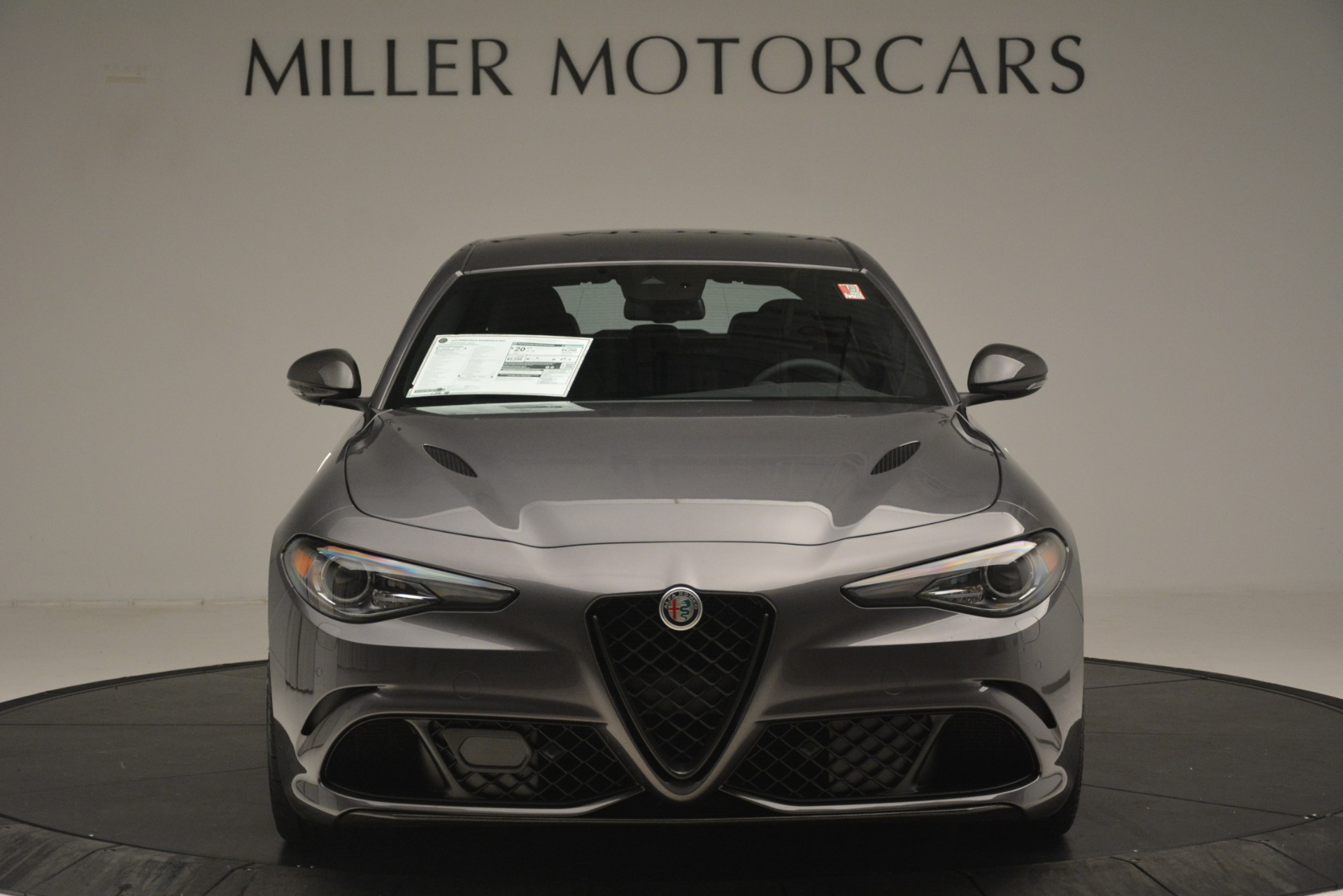New 2019 Alfa Romeo Giulia Quadrifoglio For Sale In Greenwich, CT 3193_p12