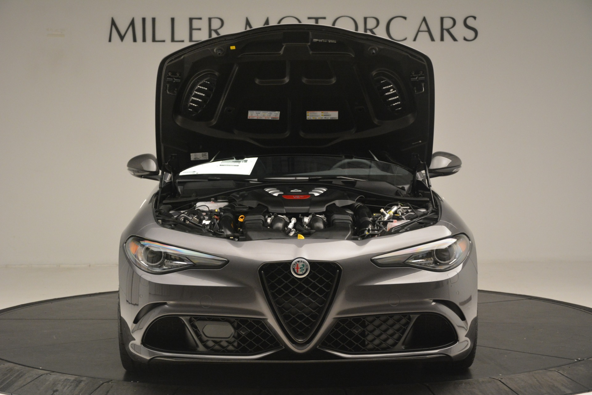 New 2019 Alfa Romeo Giulia Quadrifoglio For Sale In Greenwich, CT 3193_p13