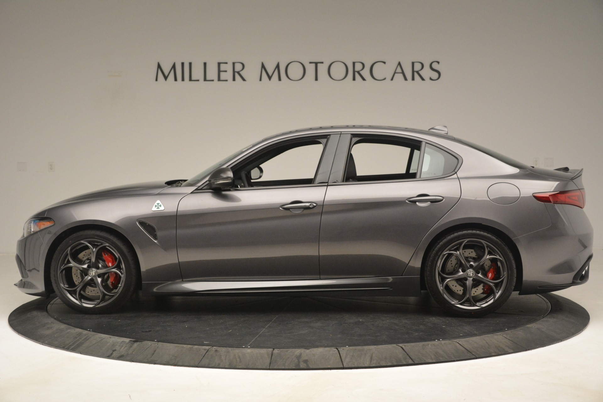 New 2019 Alfa Romeo Giulia Quadrifoglio For Sale In Greenwich, CT 3193_p3