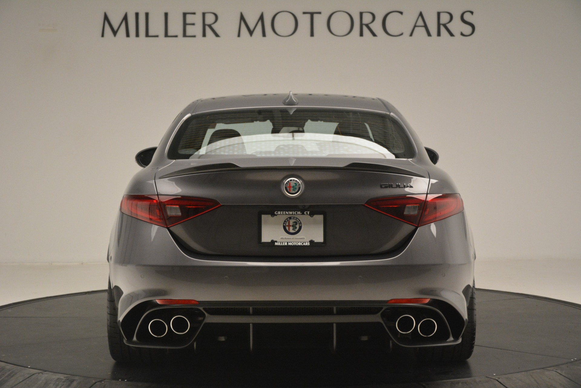New 2019 Alfa Romeo Giulia Quadrifoglio For Sale In Greenwich, CT 3193_p6