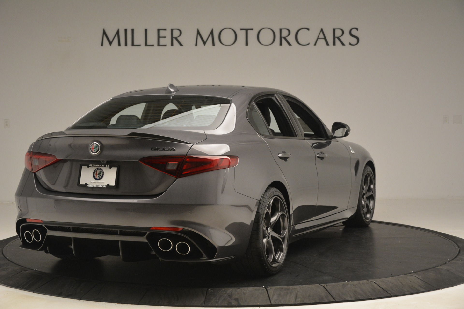 New 2019 Alfa Romeo Giulia Quadrifoglio For Sale In Greenwich, CT 3193_p7