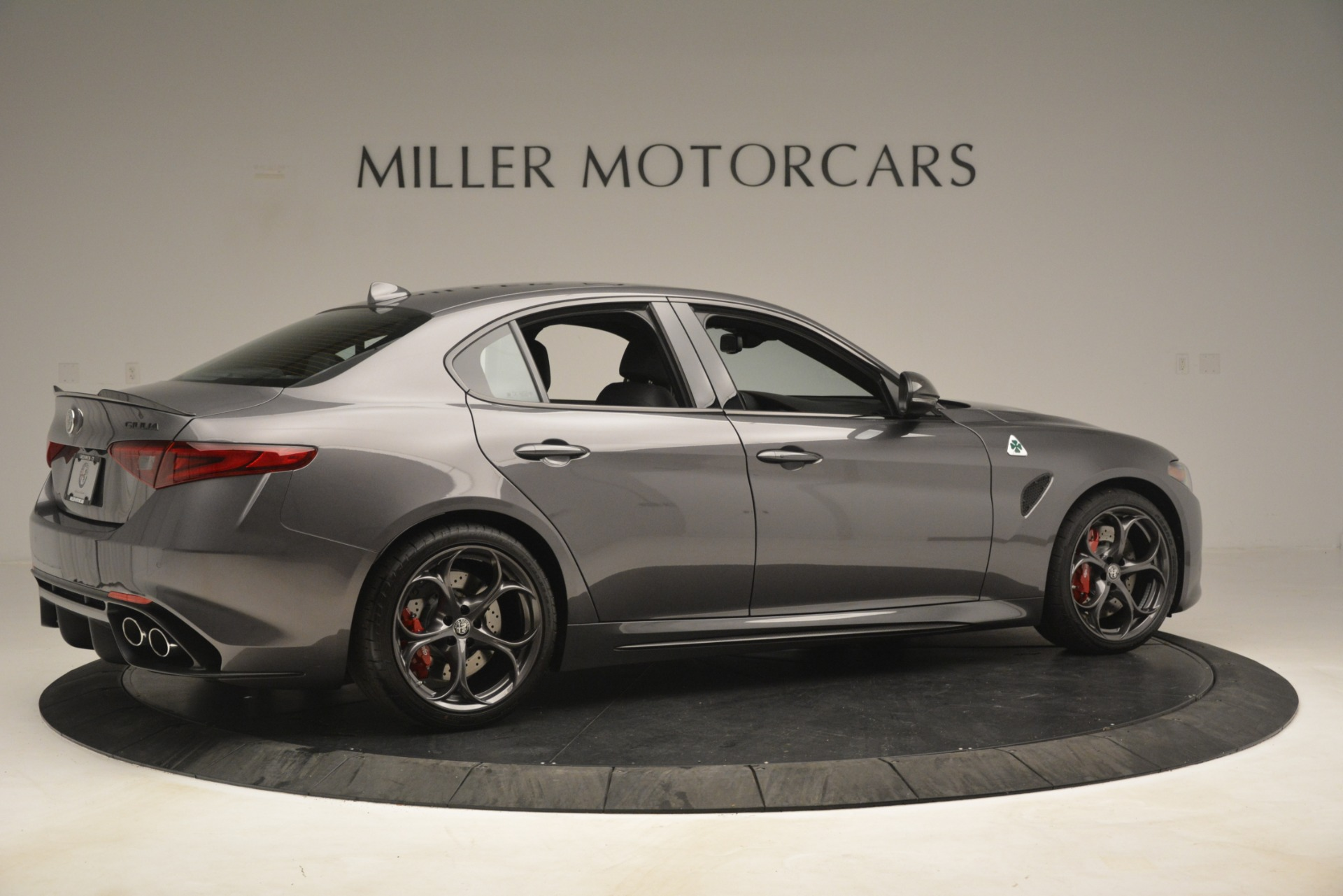 New 2019 Alfa Romeo Giulia Quadrifoglio For Sale In Greenwich, CT 3193_p8