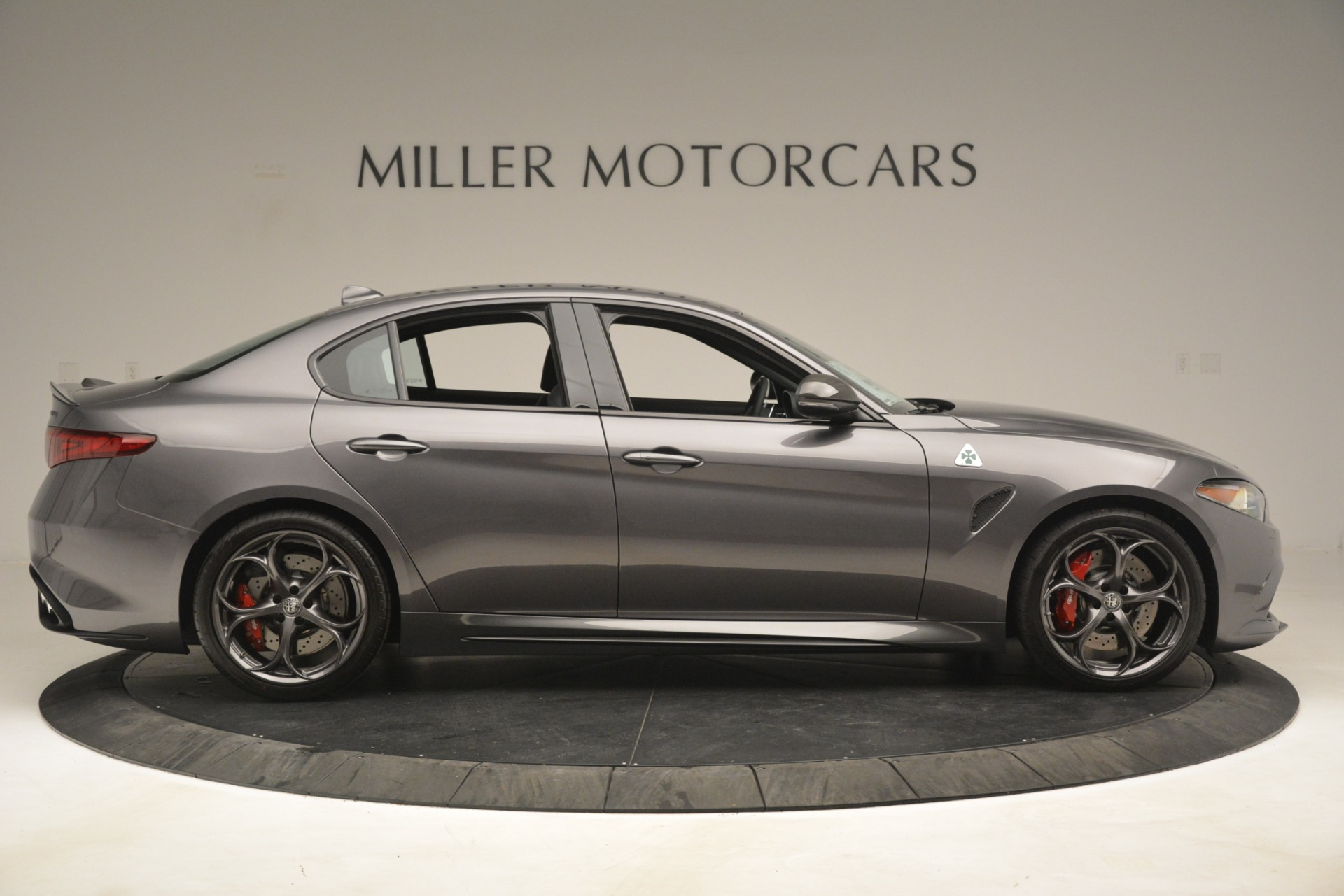 New 2019 Alfa Romeo Giulia Quadrifoglio For Sale In Greenwich, CT 3193_p9